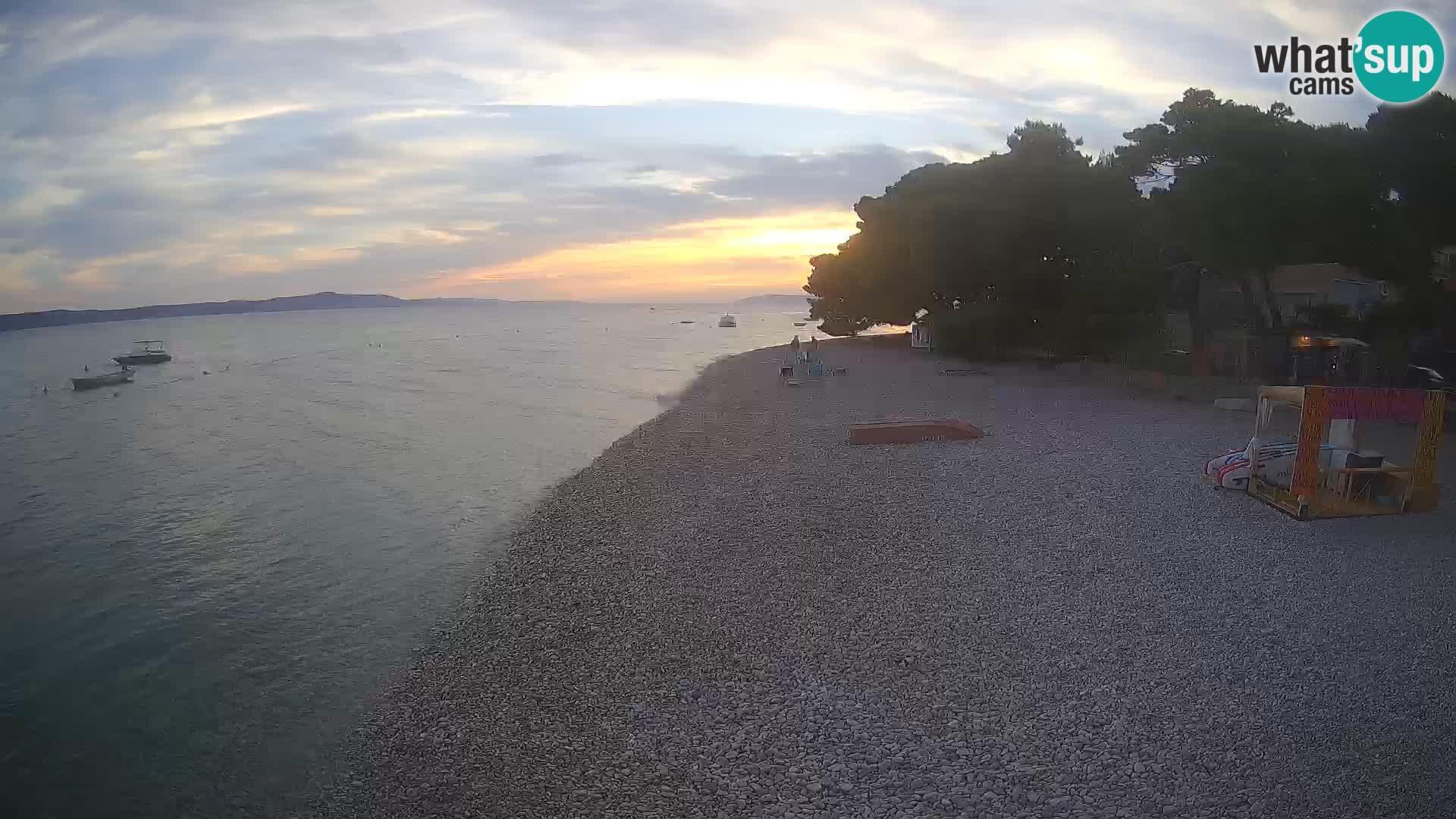 Živogošče webcam – Mala Duba