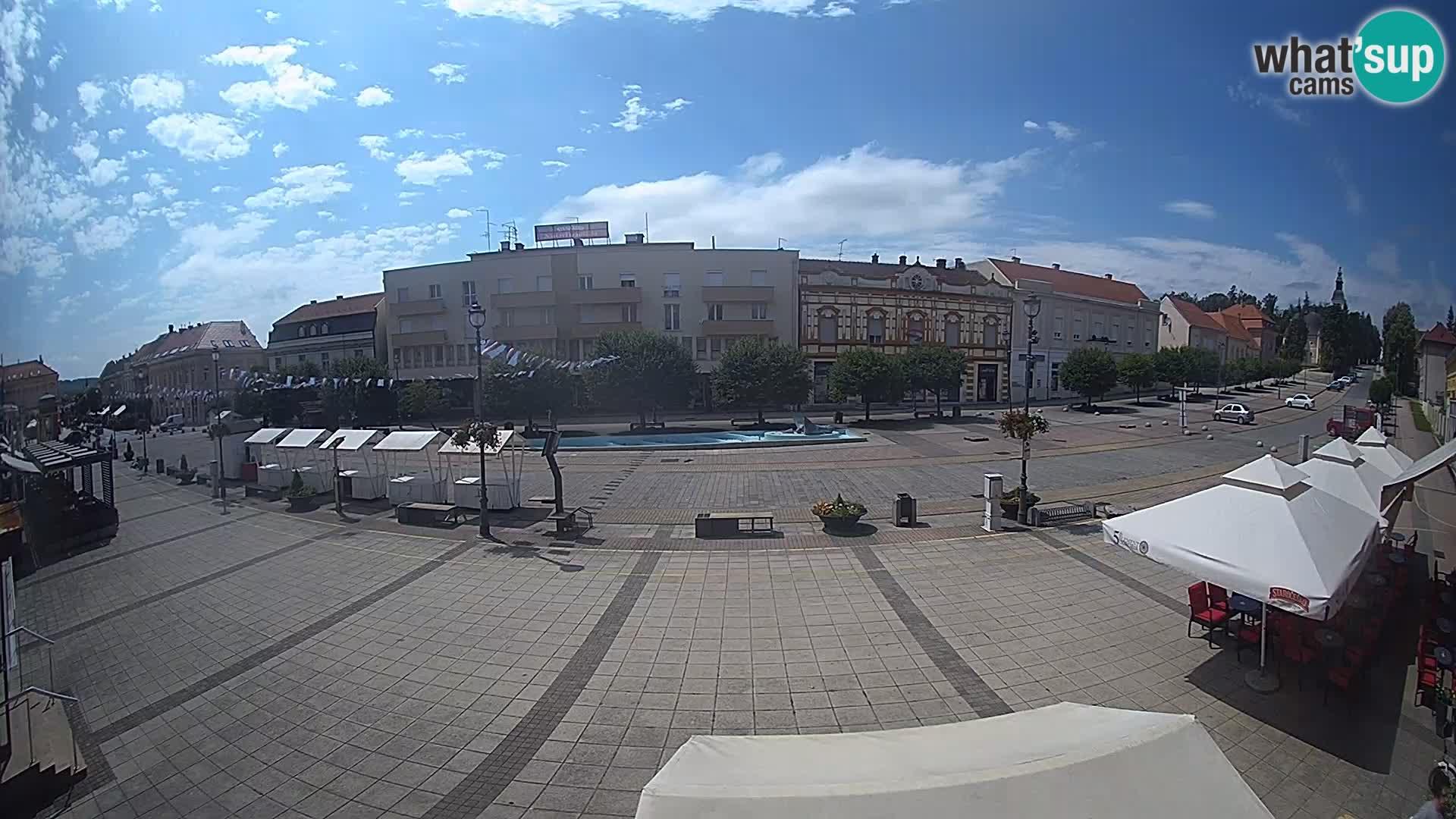Daruva – Platz könig Tomislav