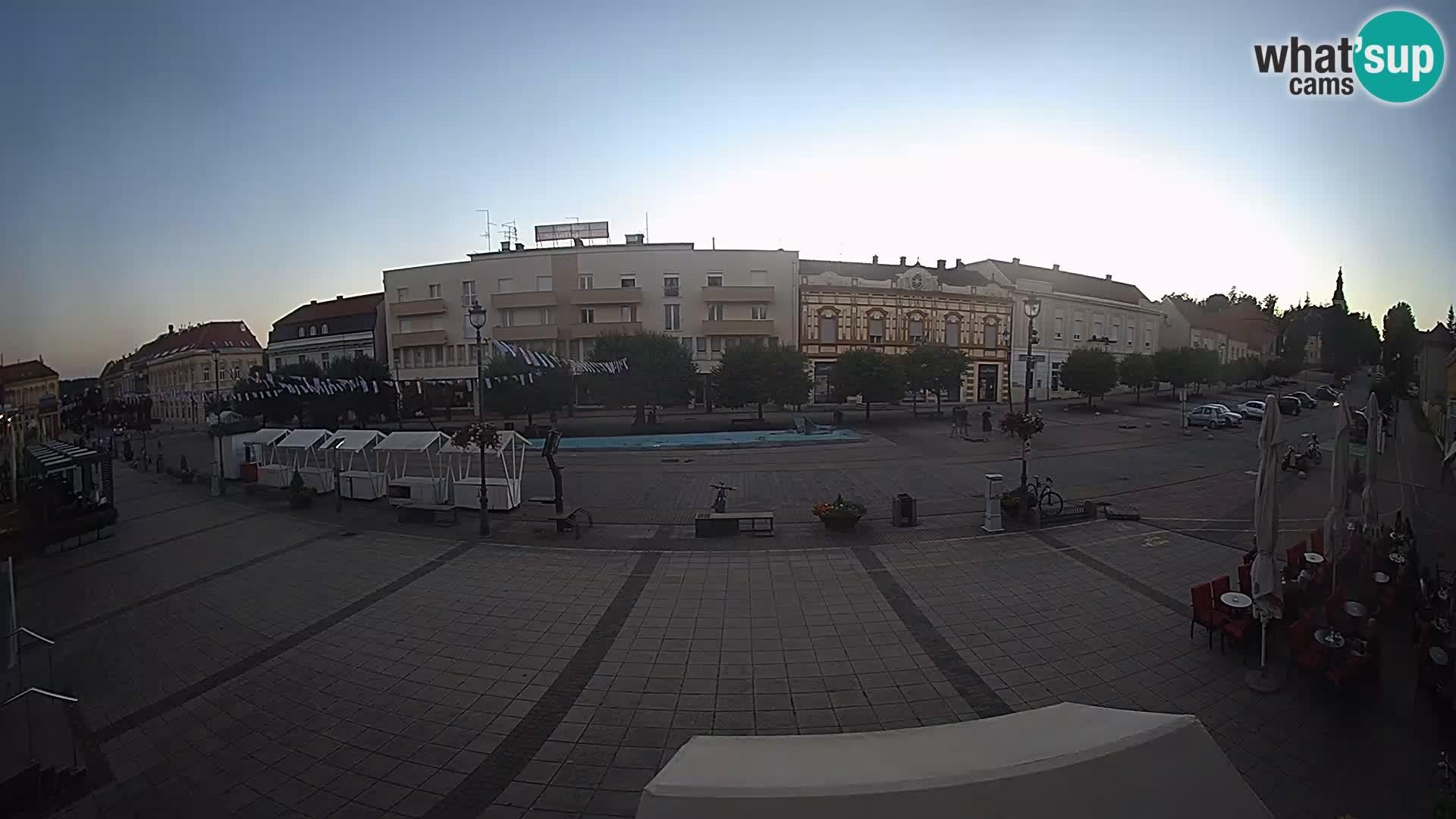 Daruvar – Piazza re Tomislao