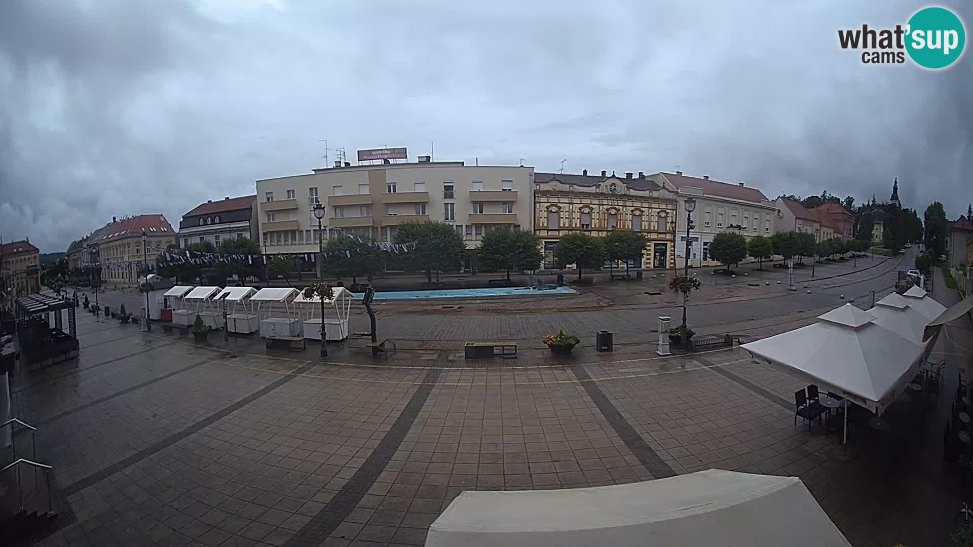 Daruva – Plaza del rey Tomislav