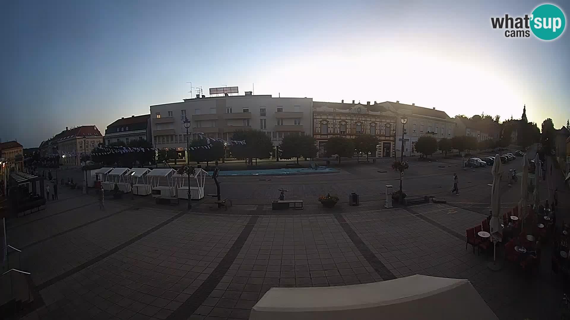 Daruva – Place du roi Tomislav