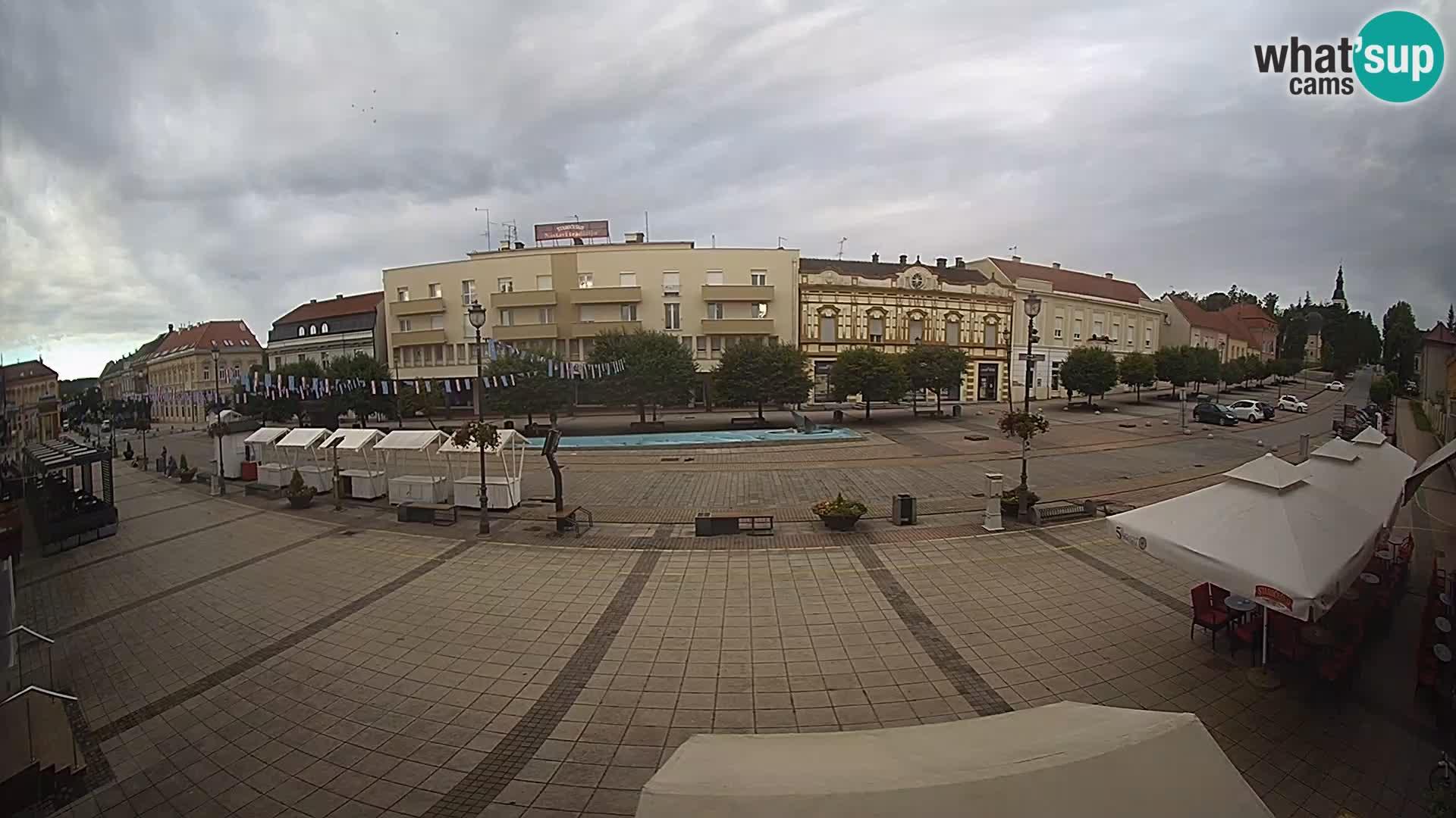 Daruvar – King Tomislav Square