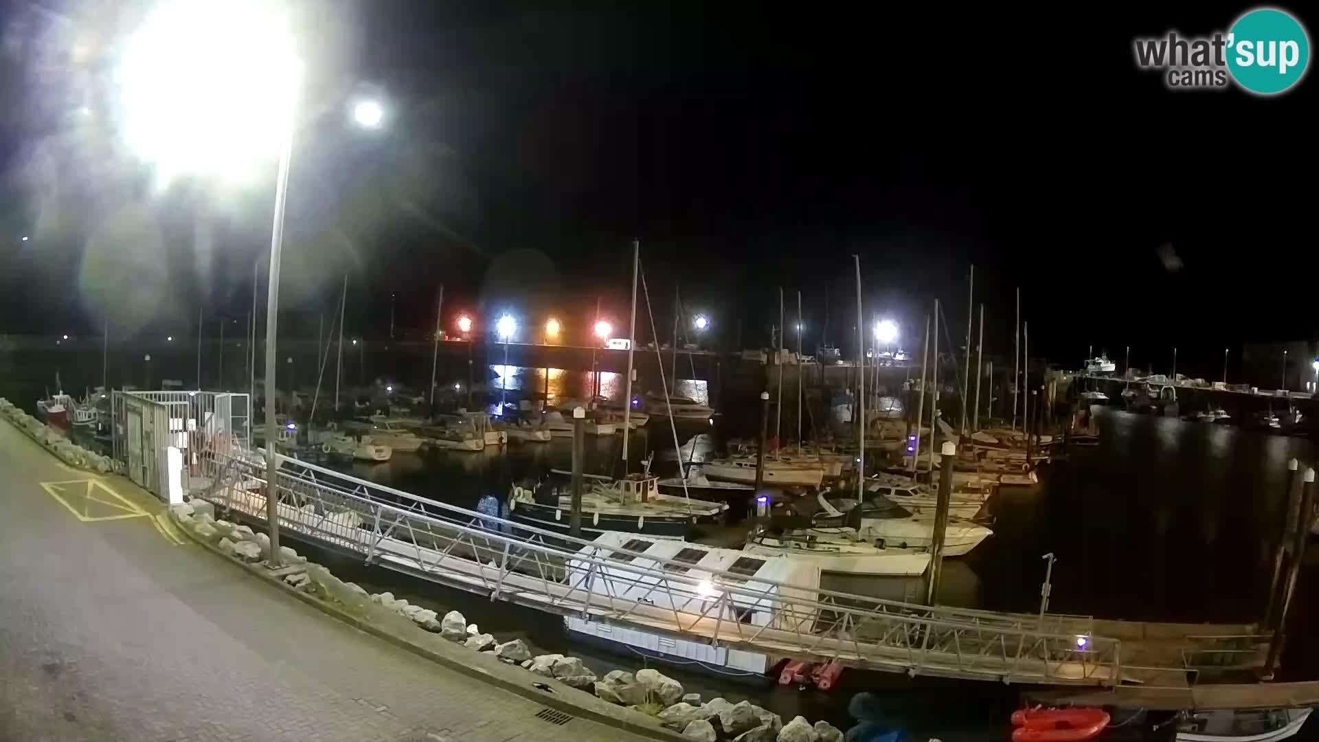 Fenit Marina webcam