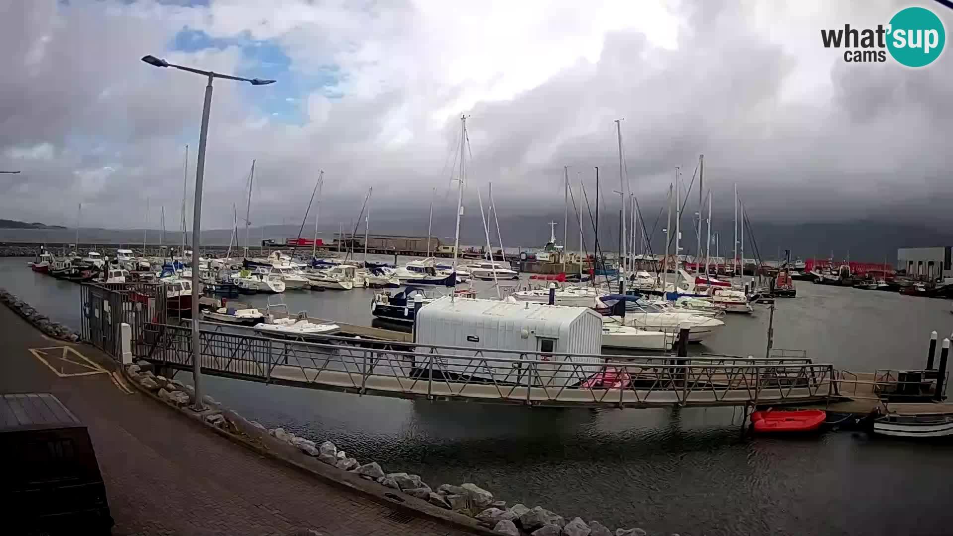Fenit Marina live webcam