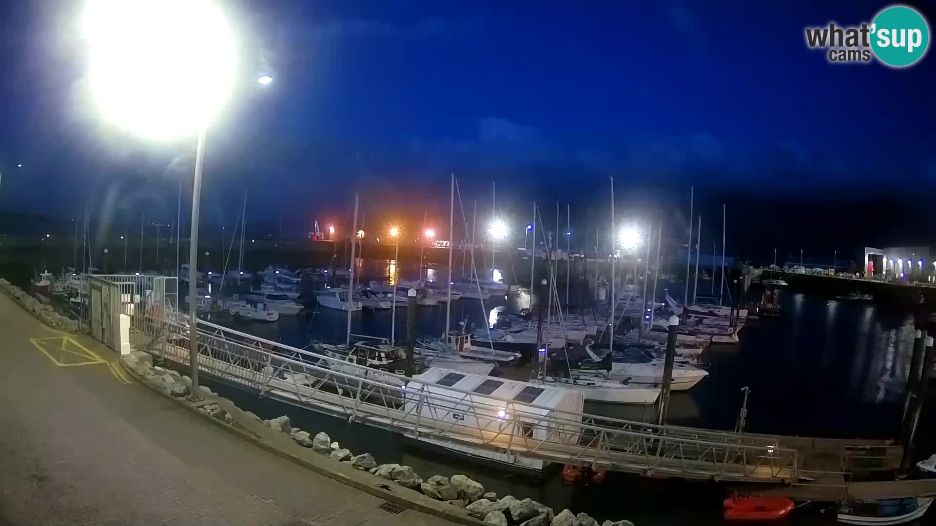Fenit Marina livecam