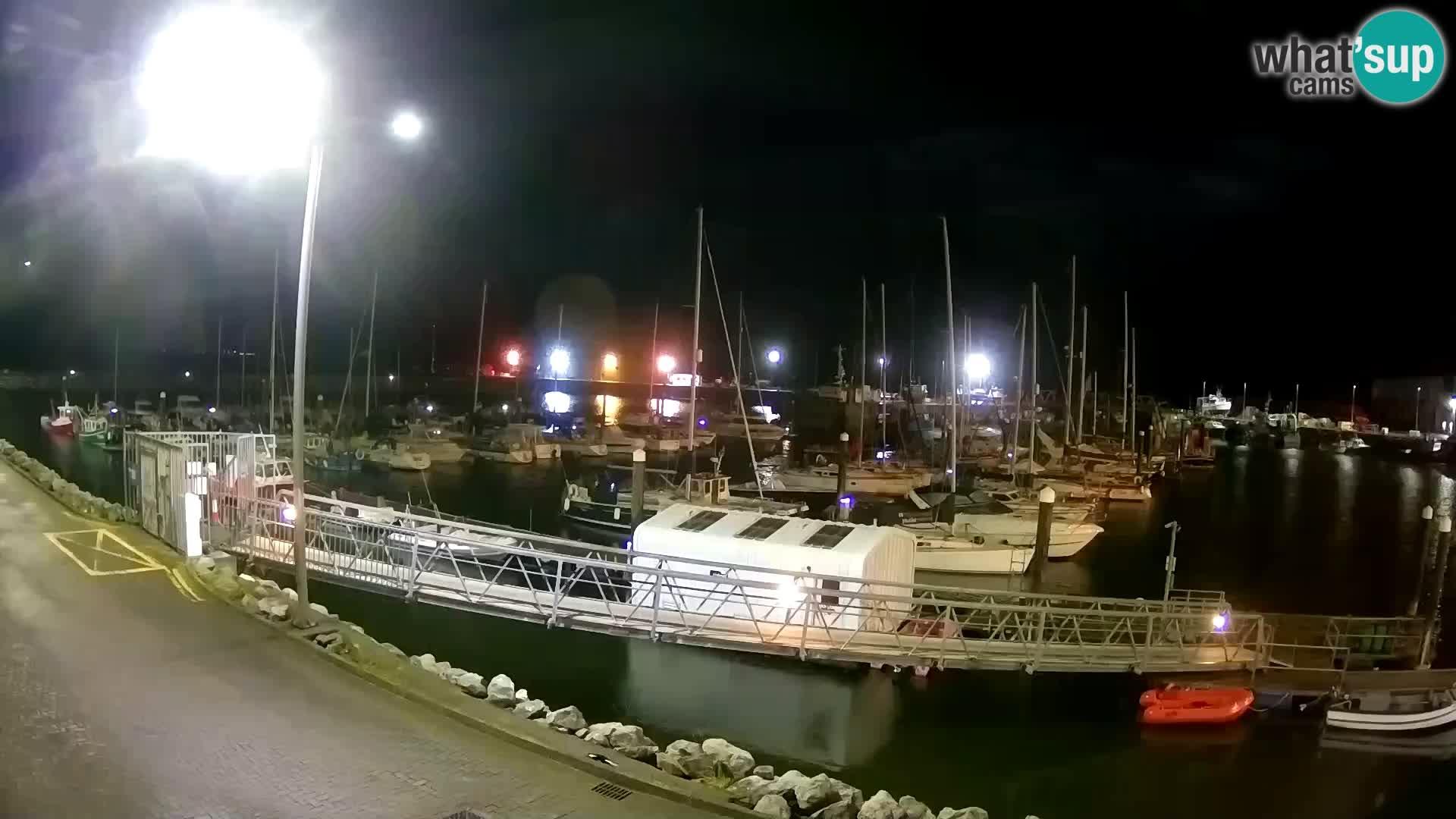 Fenit Marina spletna kamera