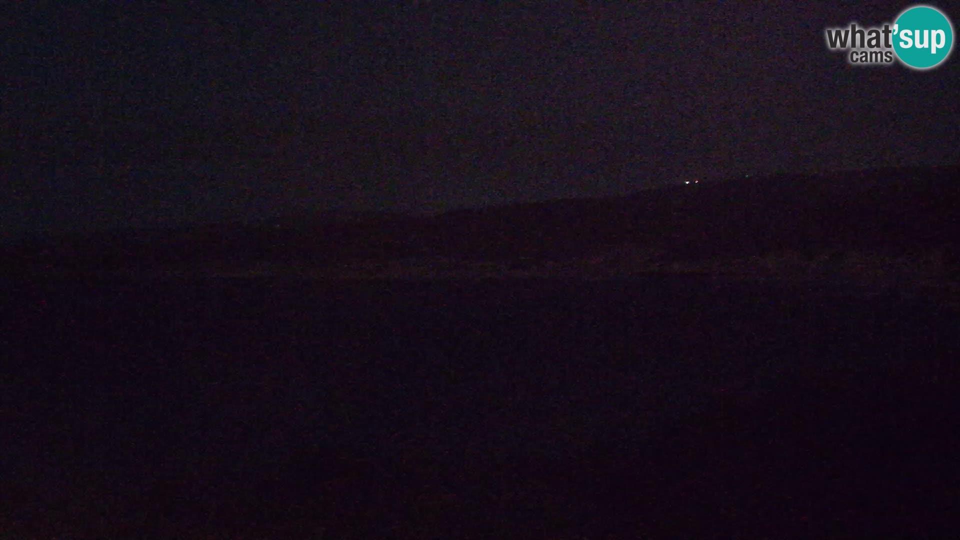 Webcam en vivo de Naracu Nieddu Beach – Aglientu – Cerdeña