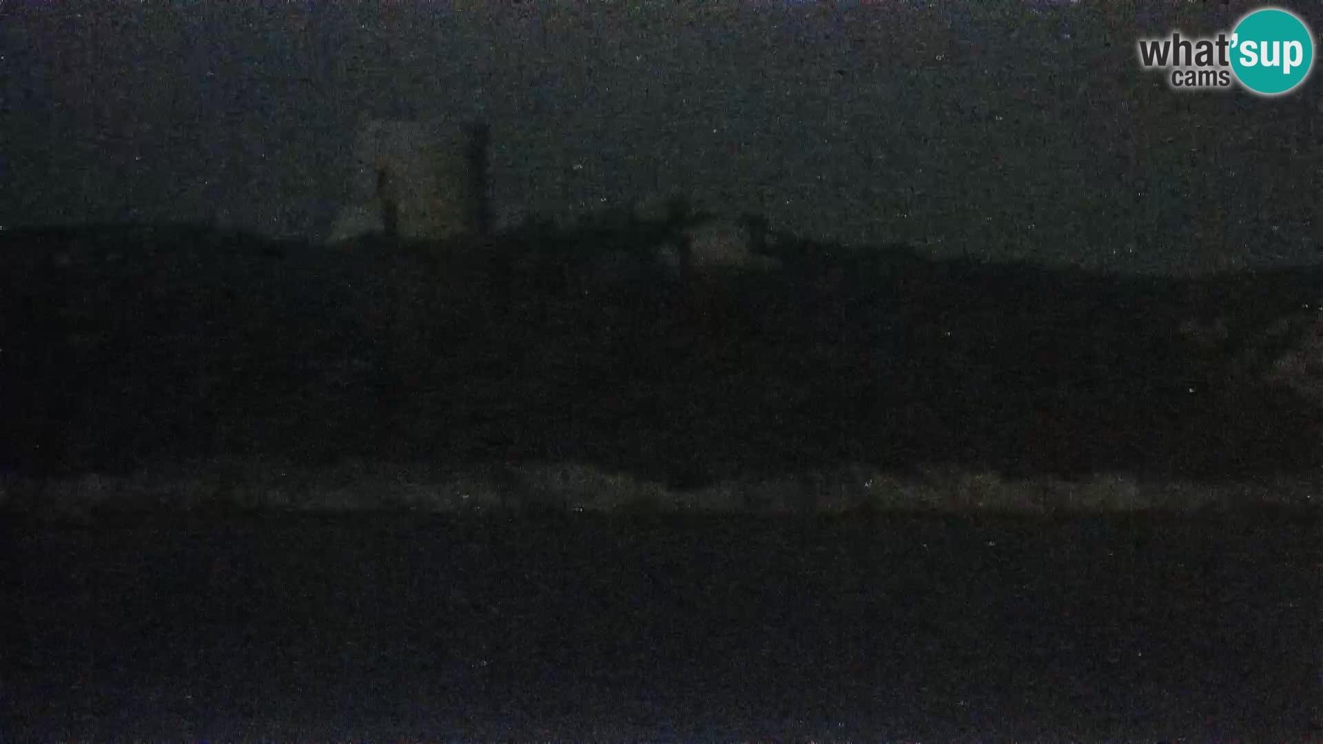 Strand Vignola Mare webcam Aglientu – Sardinien Live Cam