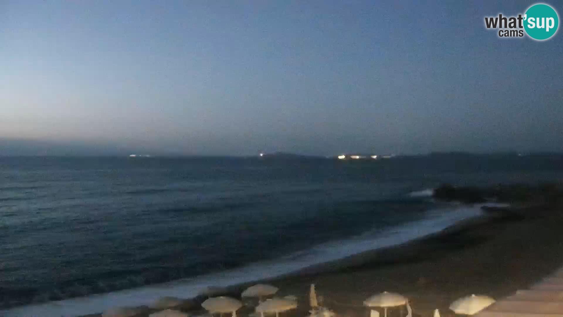 Vignola Mare Live webcam Aglientu – Sardinia