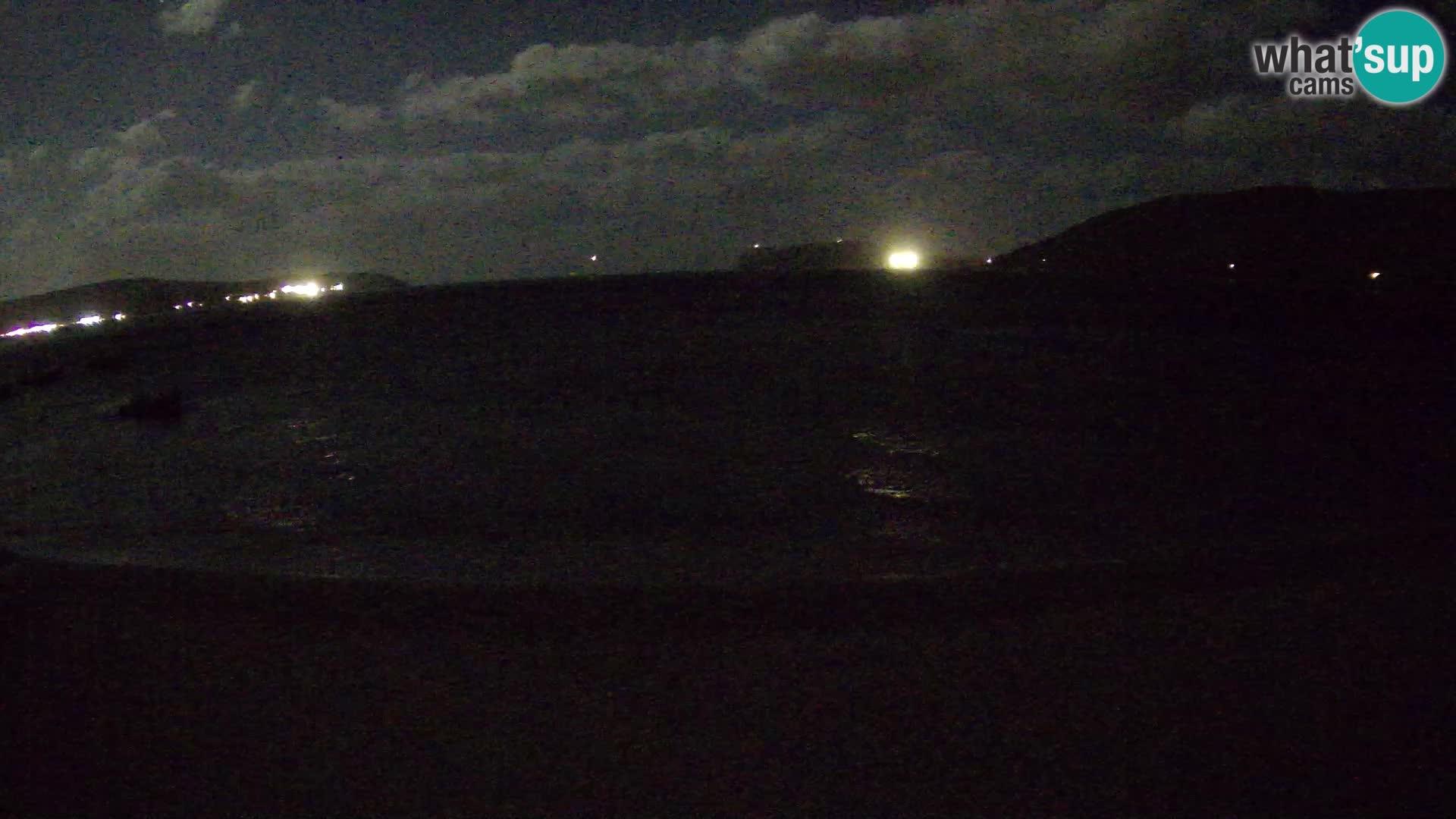 Webcam en vivo playa Mugoni – Alghero – Cerdeña – Italia