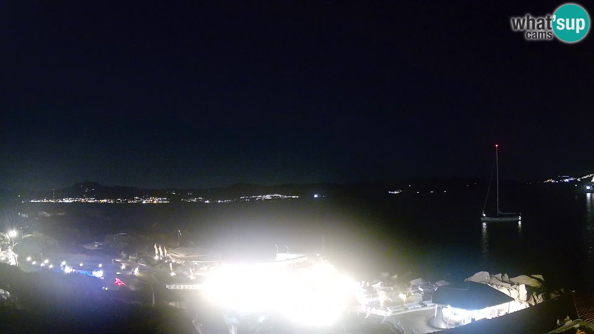 Live cam Phi Beach – Forte Cappellini webcam Porto Cervo – Arzachena – Sardegna