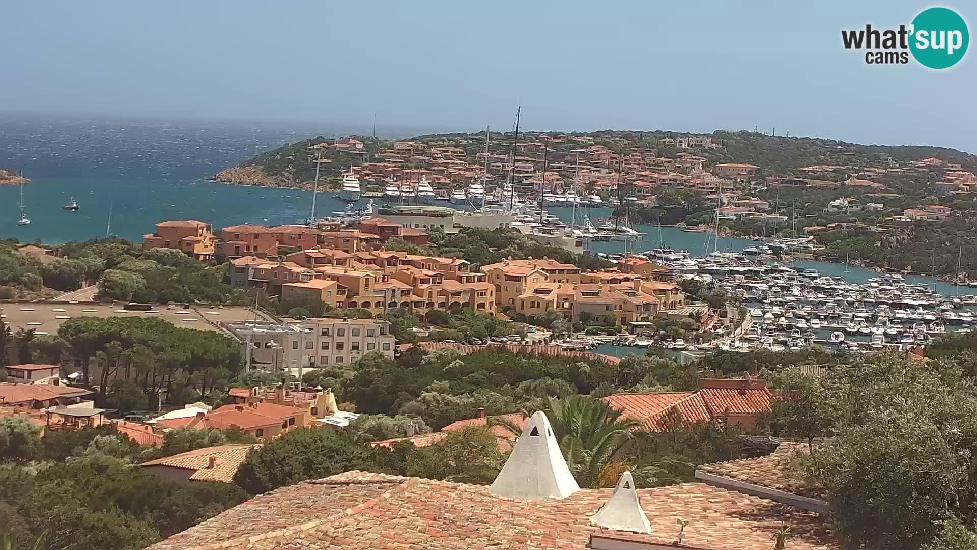 Die schöne Porto Cervo Live Webcam – Sardinien – Italien