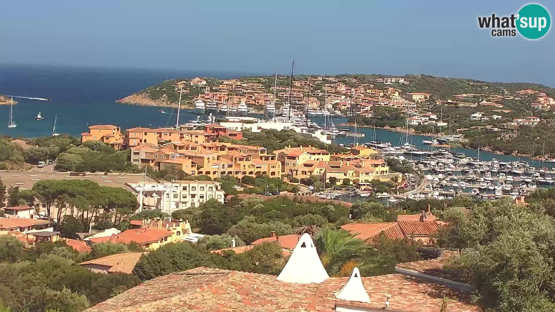 La stupenda Porto Cervo webcam Live – Sardegna