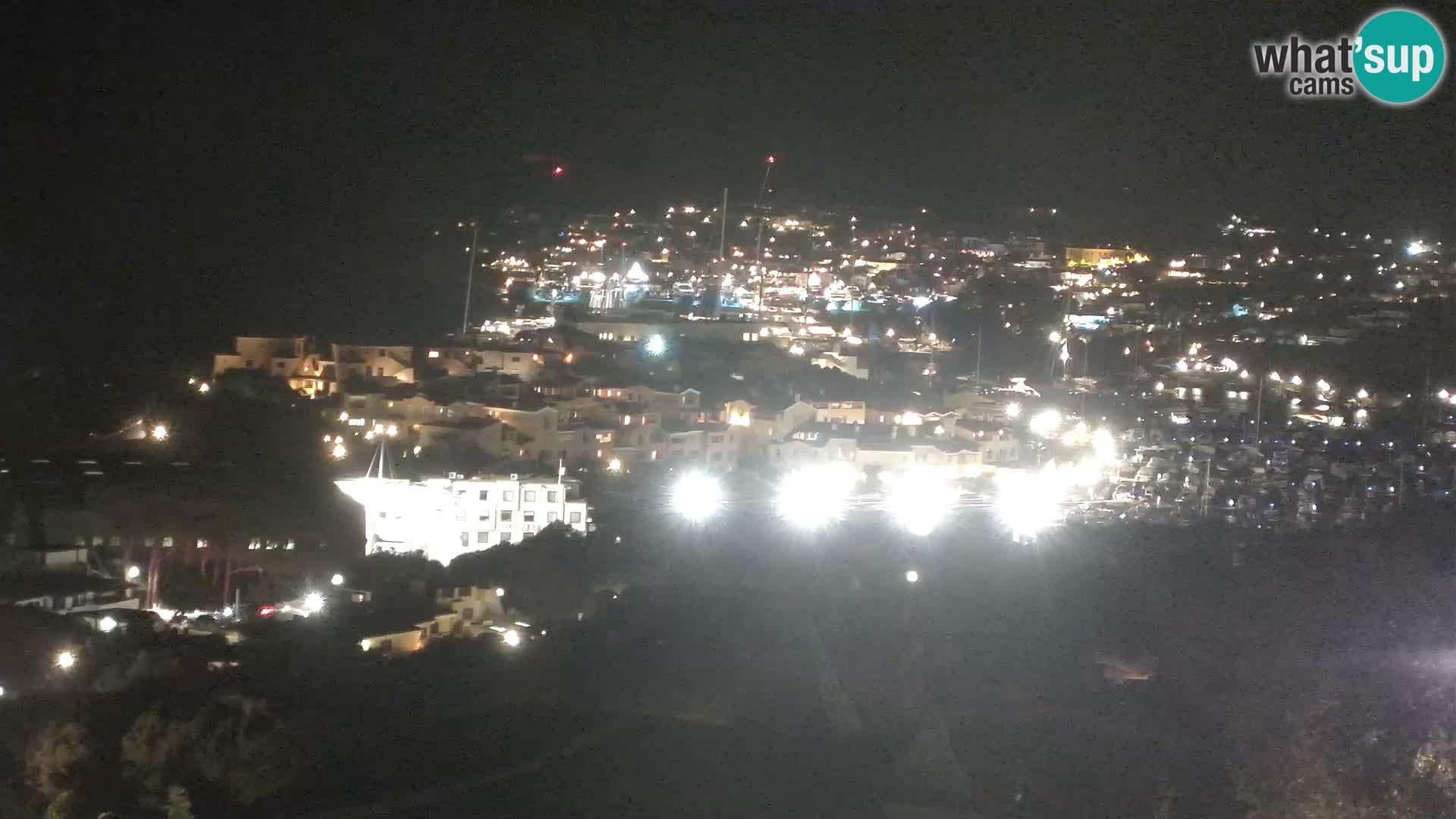 La hermosa cámara web Porto Cervo Live – Cerdeña – Italia