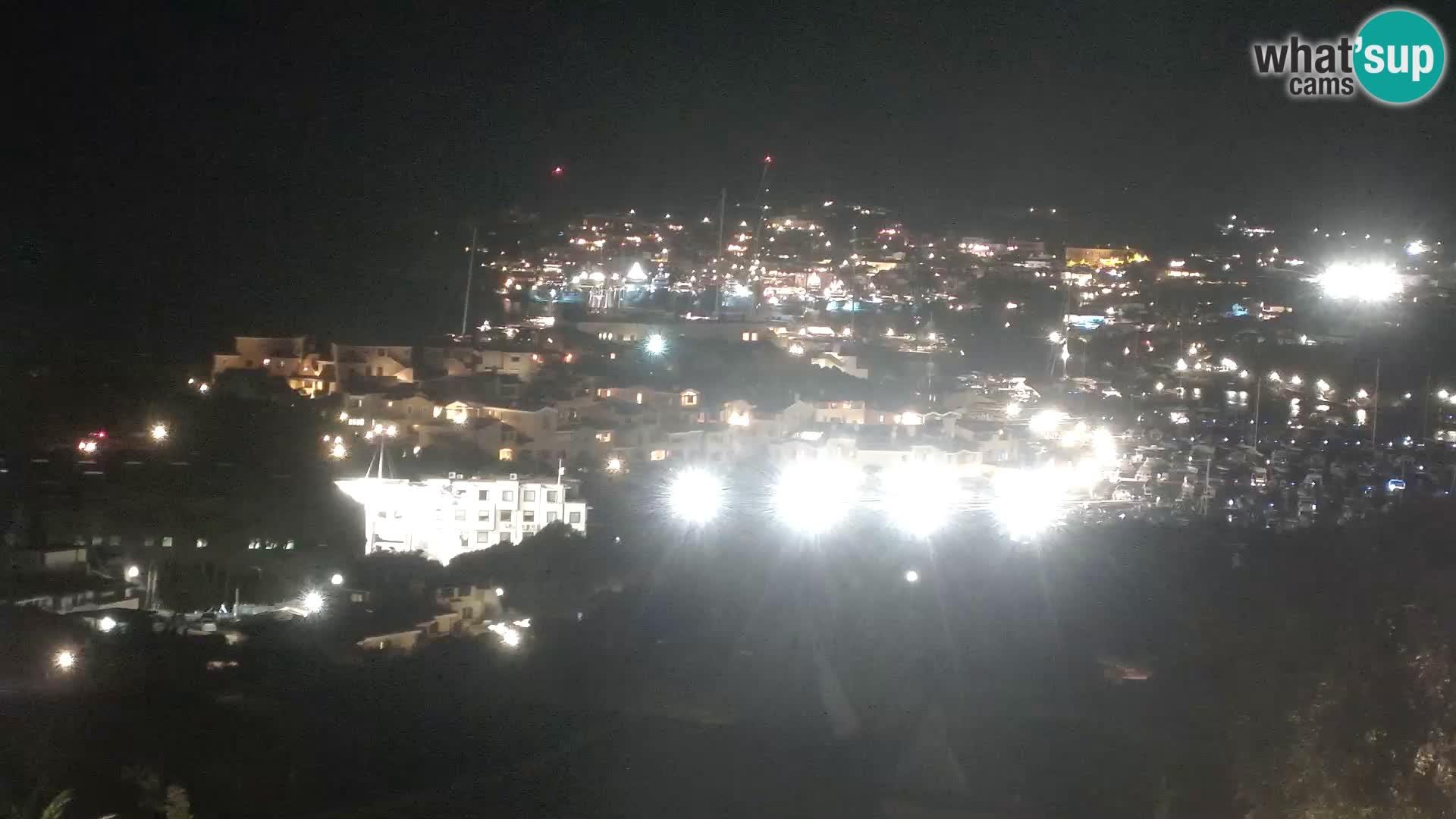 The beautiful Porto Cervo Live webcam – Sardinia – Italy