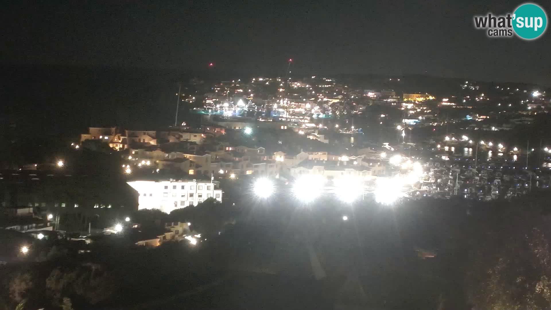 Prekrasna Porto Cervo spletna kamera v živo – Sardinija – Italija