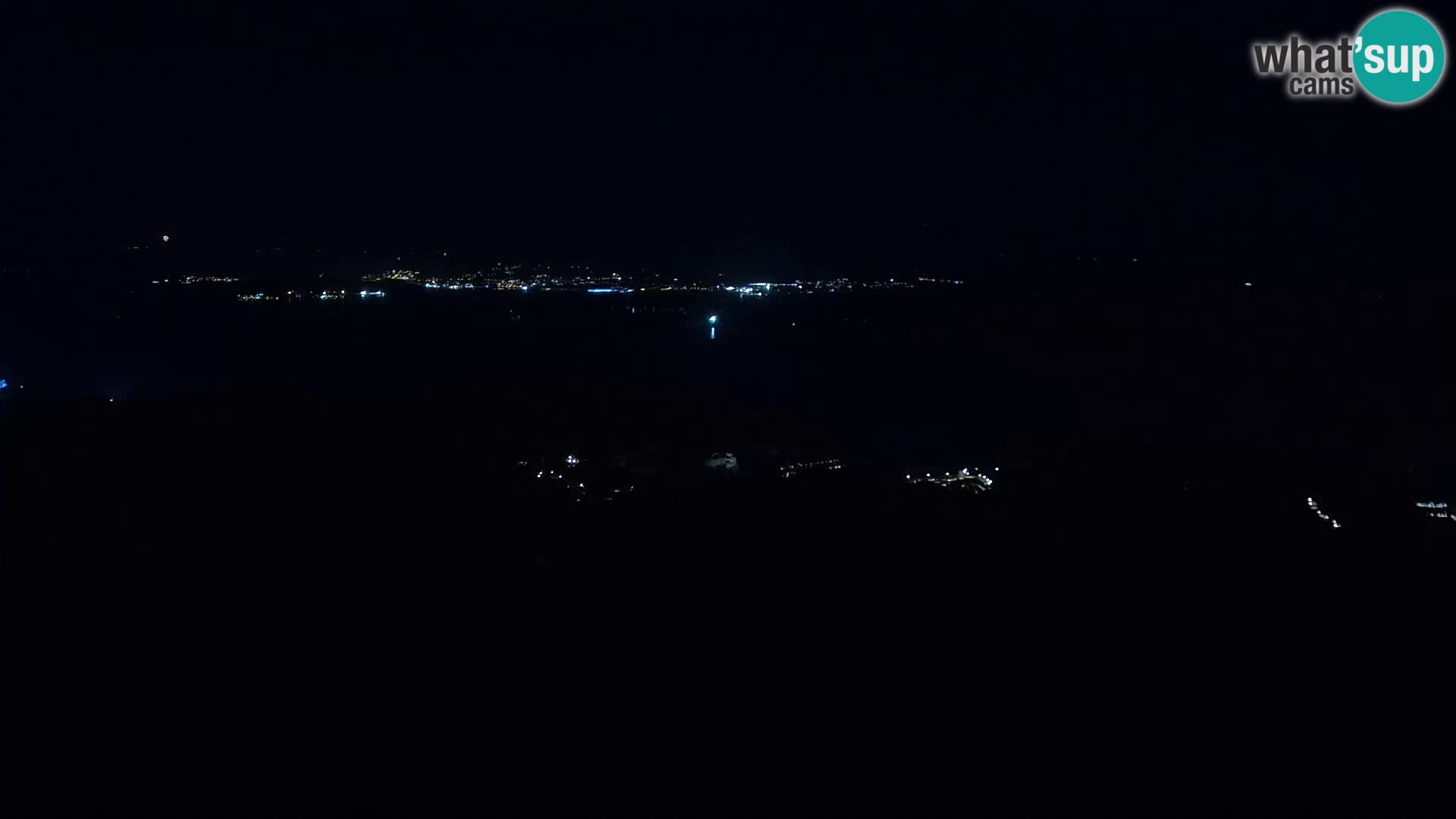 LIVE Webcam Costa Smeralda – Panoramic view from Monte Moro – Sardinia – Italy
