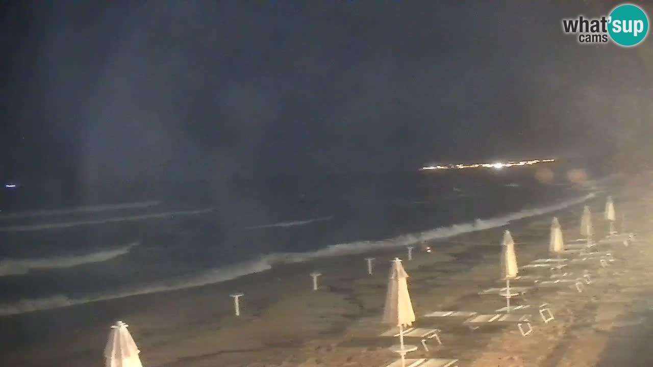 UŽIVO Webcam plaža Badesi Li Junchi – turizam na Sardiniji Italija
