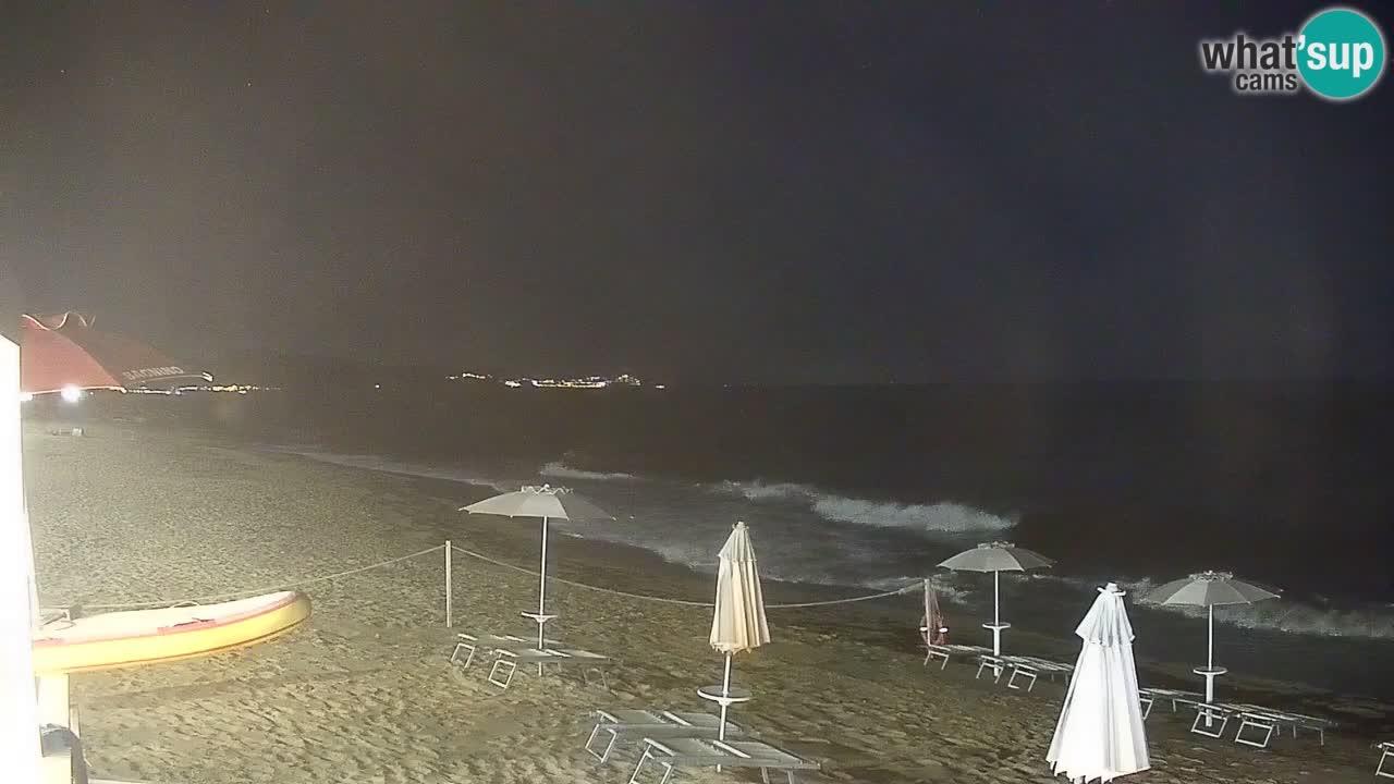 LIVE Webcam Badesi beach Li Junchi – Sardaigne Tourisme Italie
