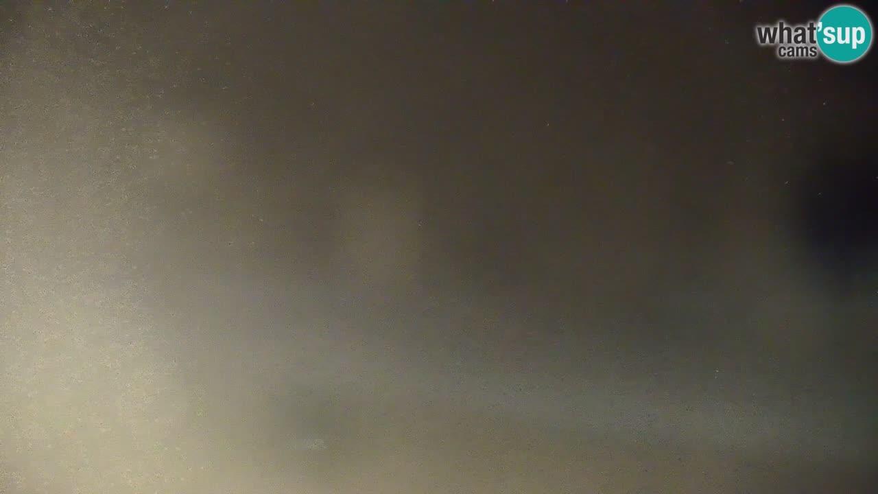 LIVE Webcam Badesi beach Li Junchi – Sardinia tourism Italy