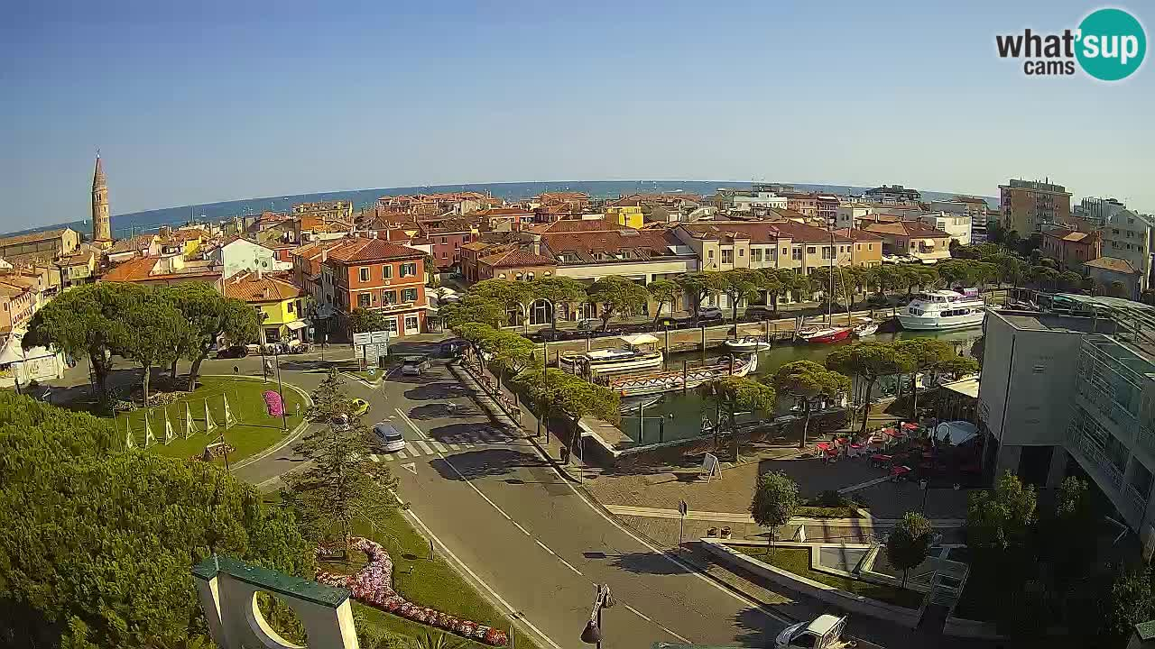 Entrata di Caorle – Webcam live