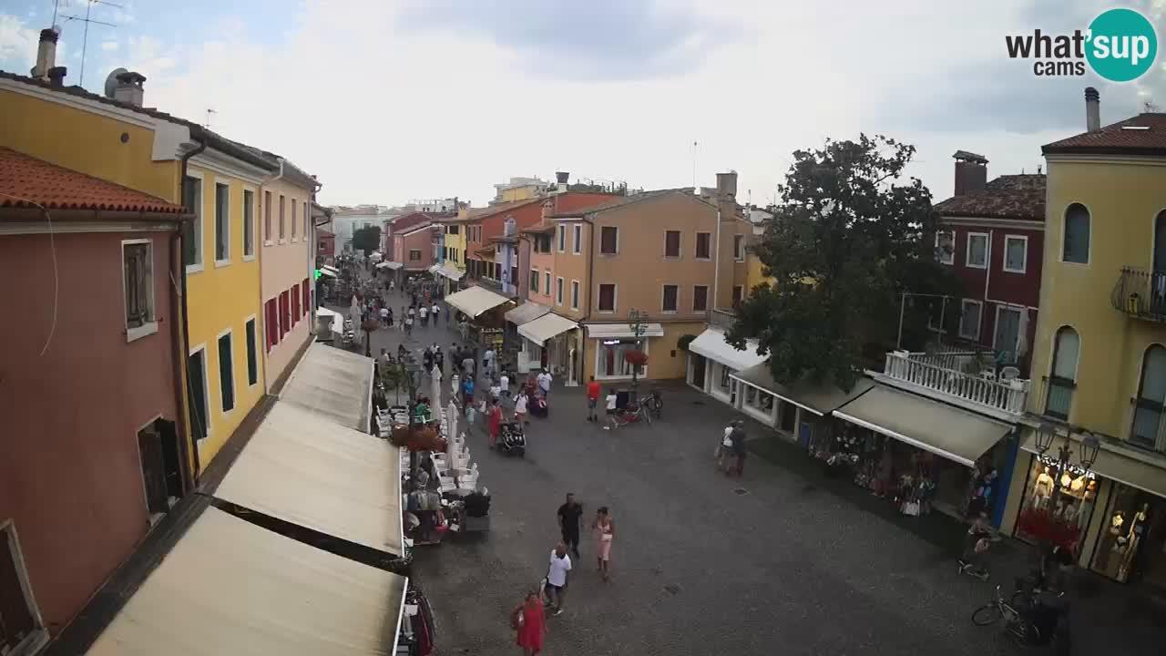 Caorle – centro storico