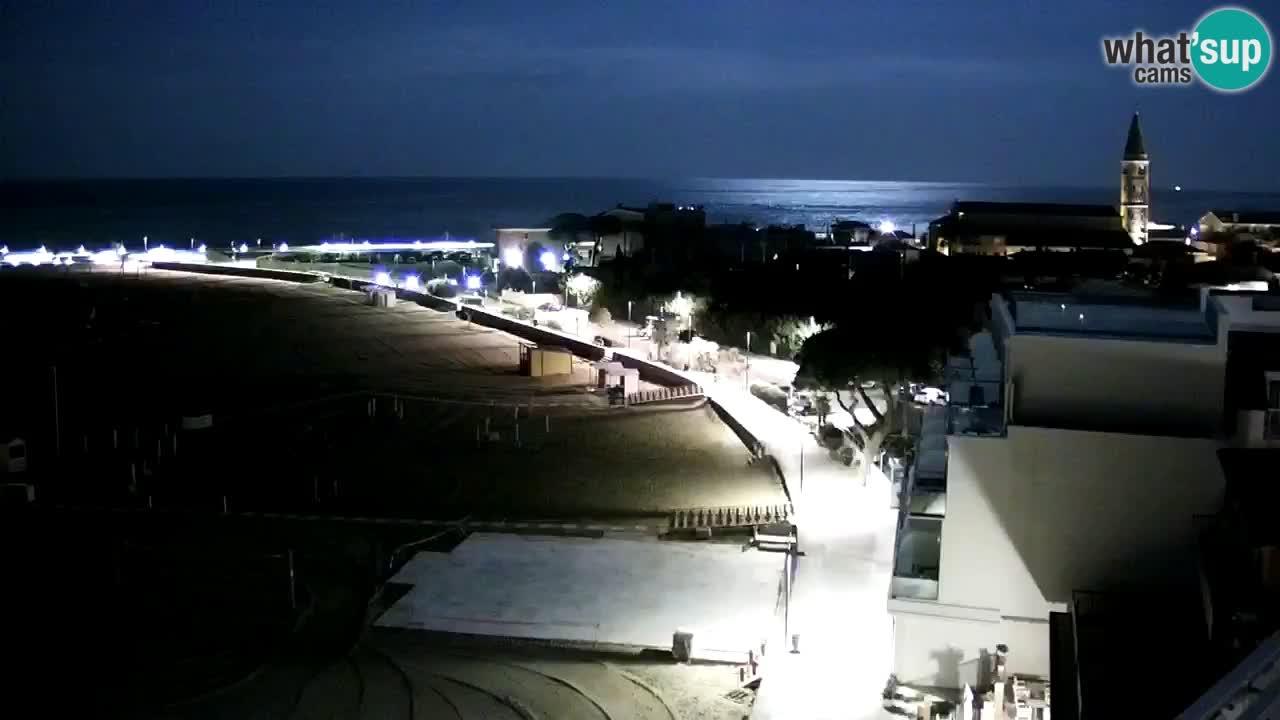 Caorle – Plaža Levante