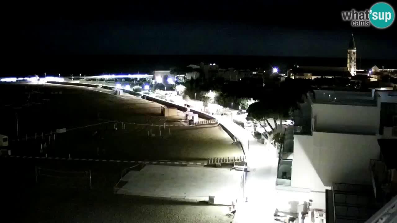 Caorle plaža Levante – Hotel Stellamare