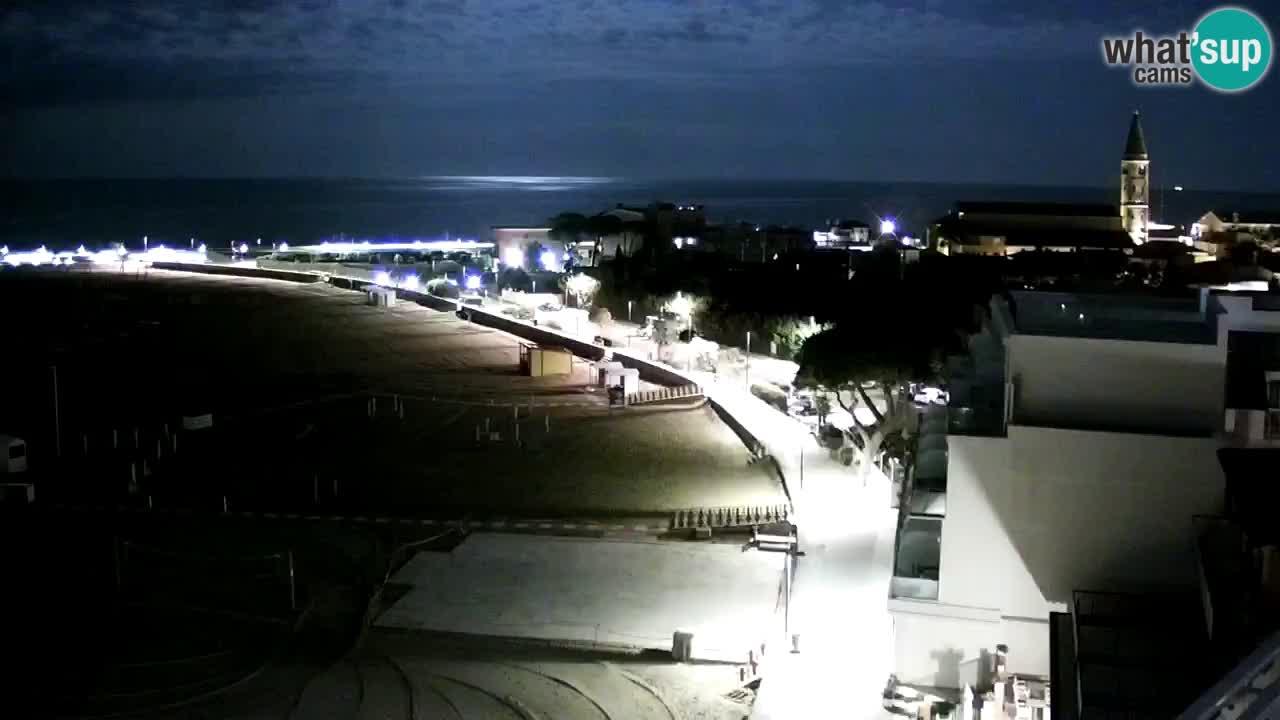 Caorle livecam Levante Strand – Hotel Stellamare