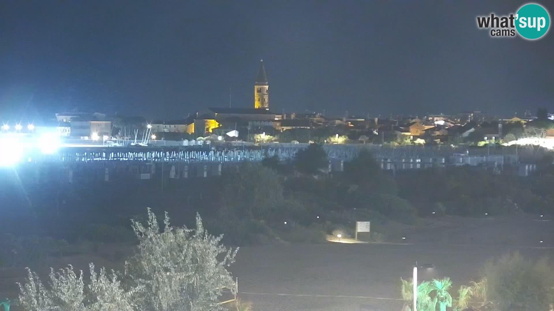Live cam Caorle – Plage Levante – Hotel Alexander