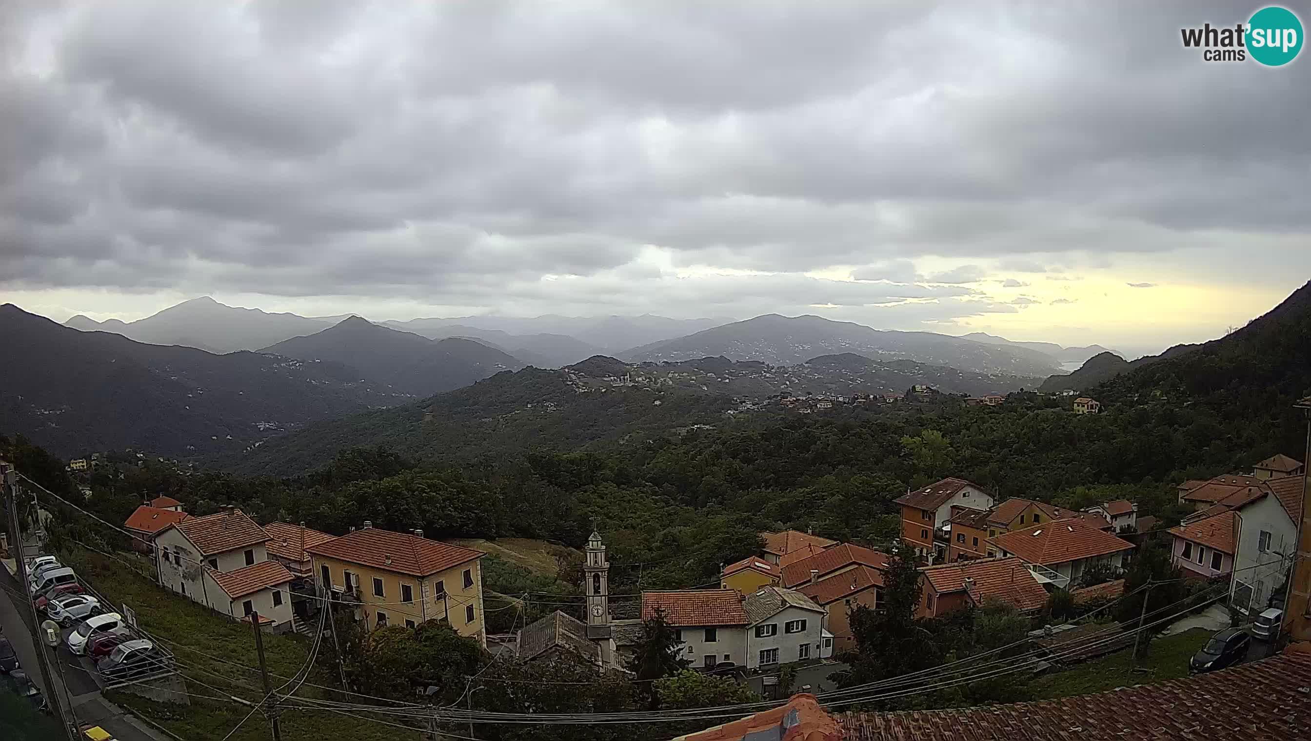 Webcam Leivi, Villa Oneto - What´s Up Cams