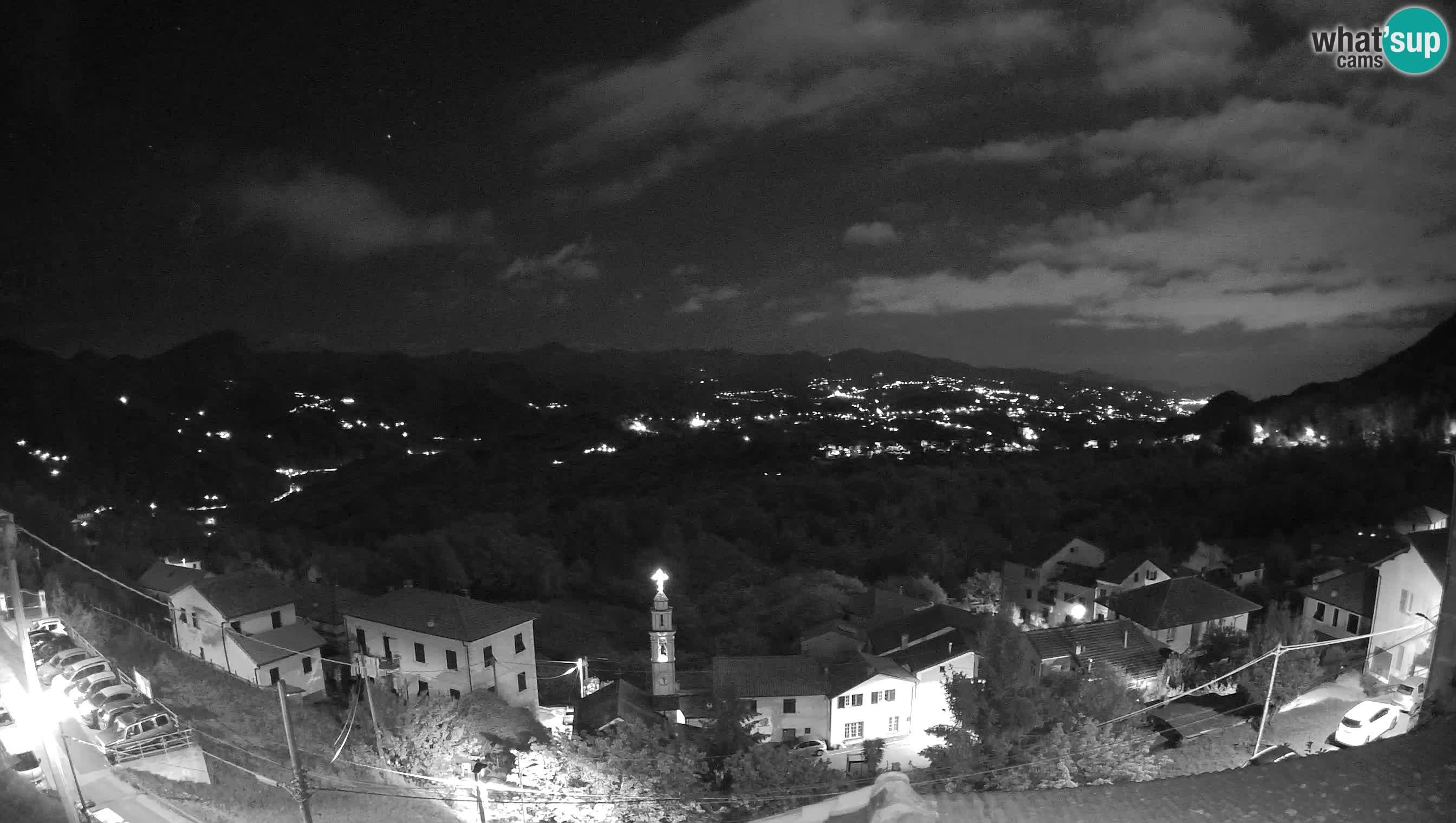 Live Chiavari camera en vivo Villa Oneto – Leivi