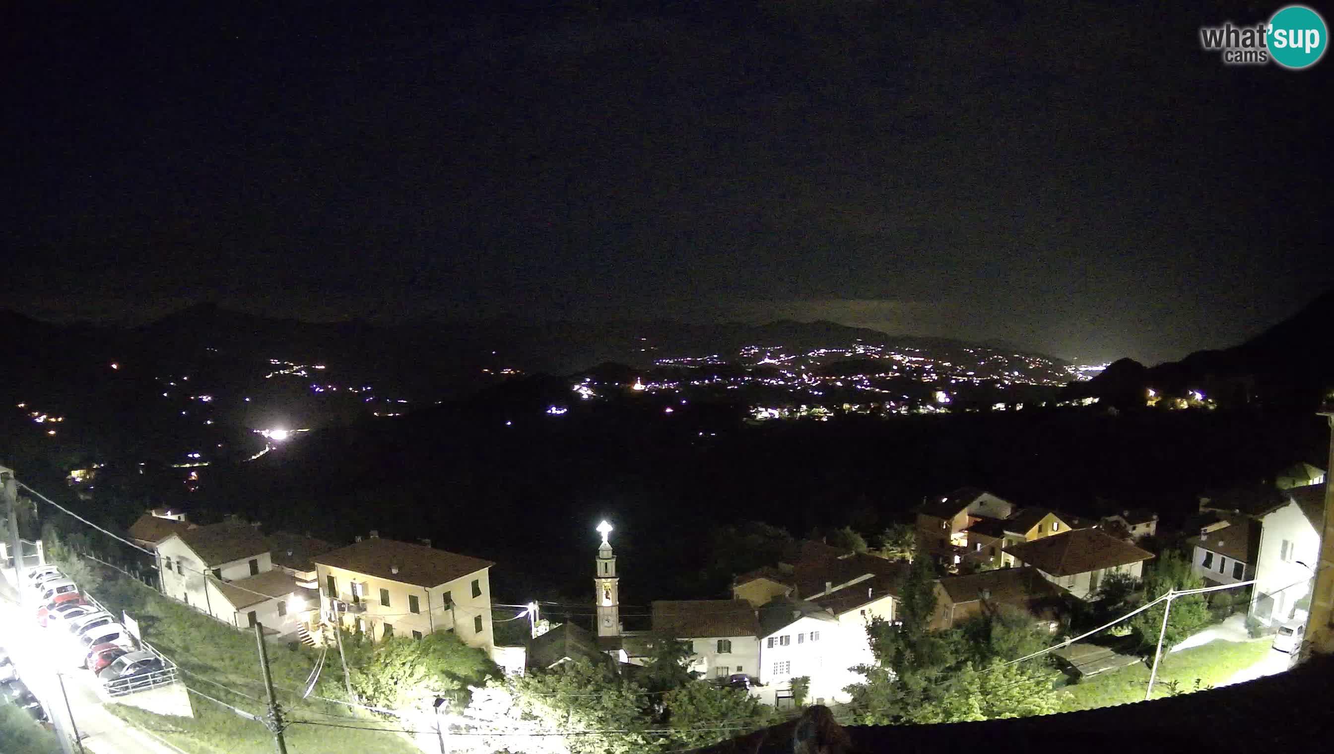 Live Chiavari webcam Villa Oneto – Leivi