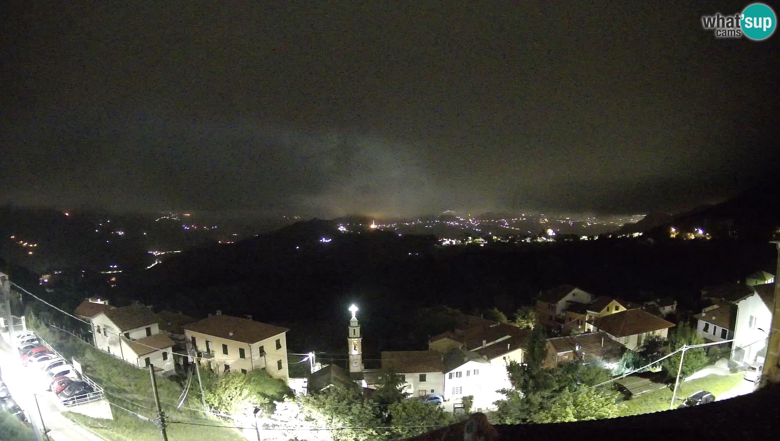Live Chiavari livecam Villa Oneto – Leivi
