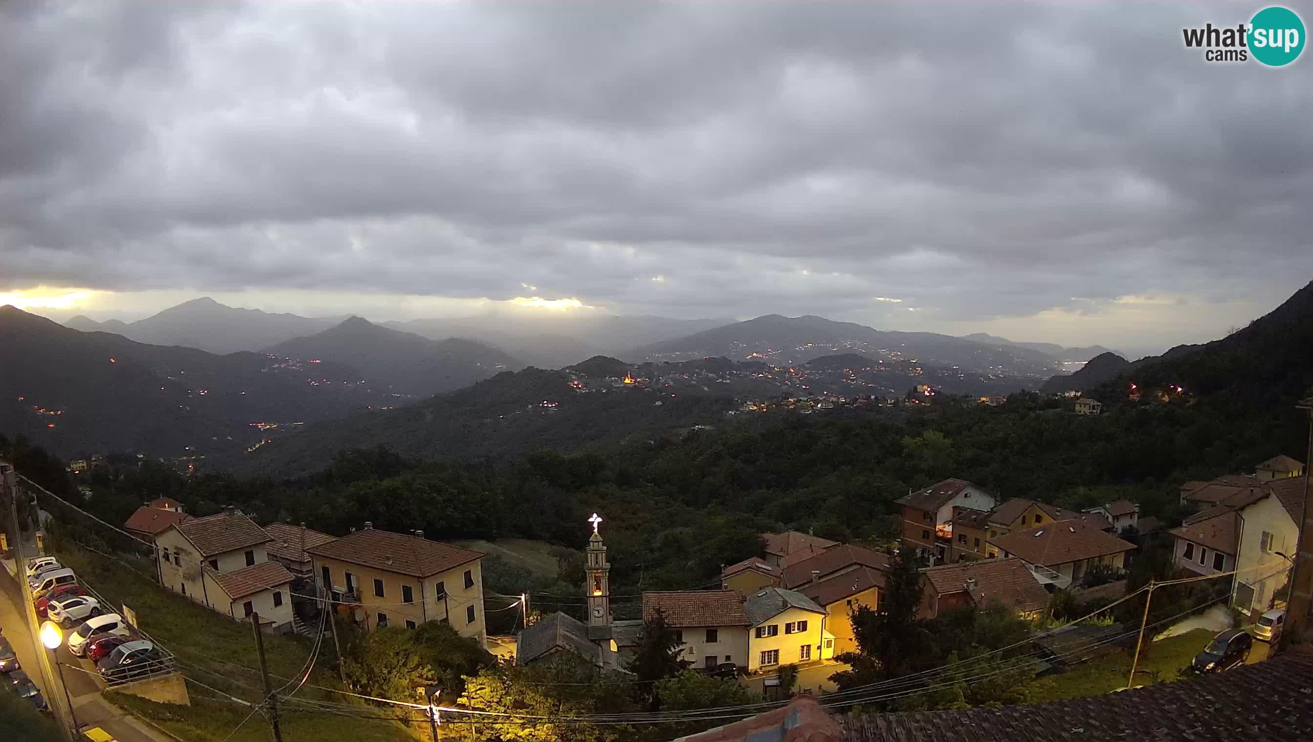 Chiavari Spletna kamera Villa Oneto