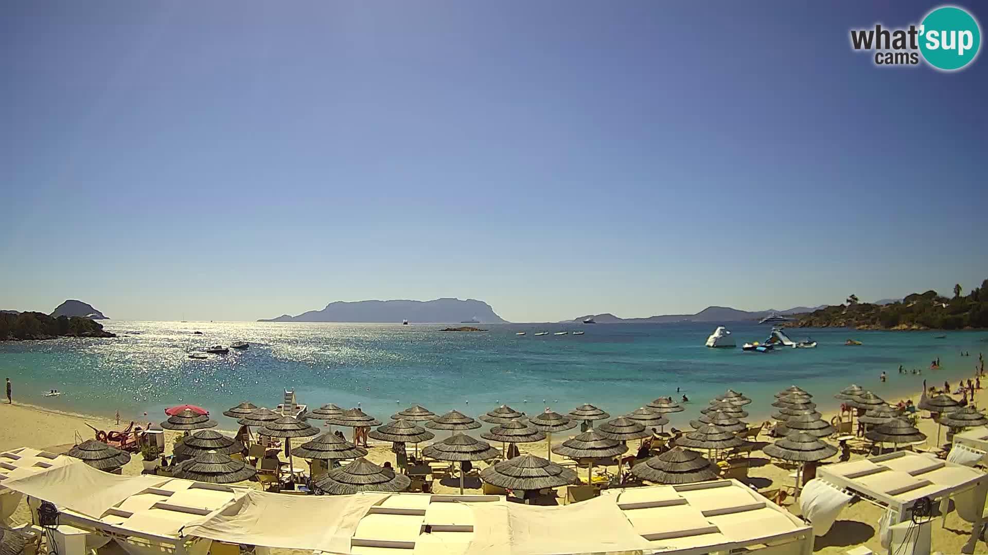 Webcam en vivo playa Cala Sassari – Golfo Aranci – Cerdeña
