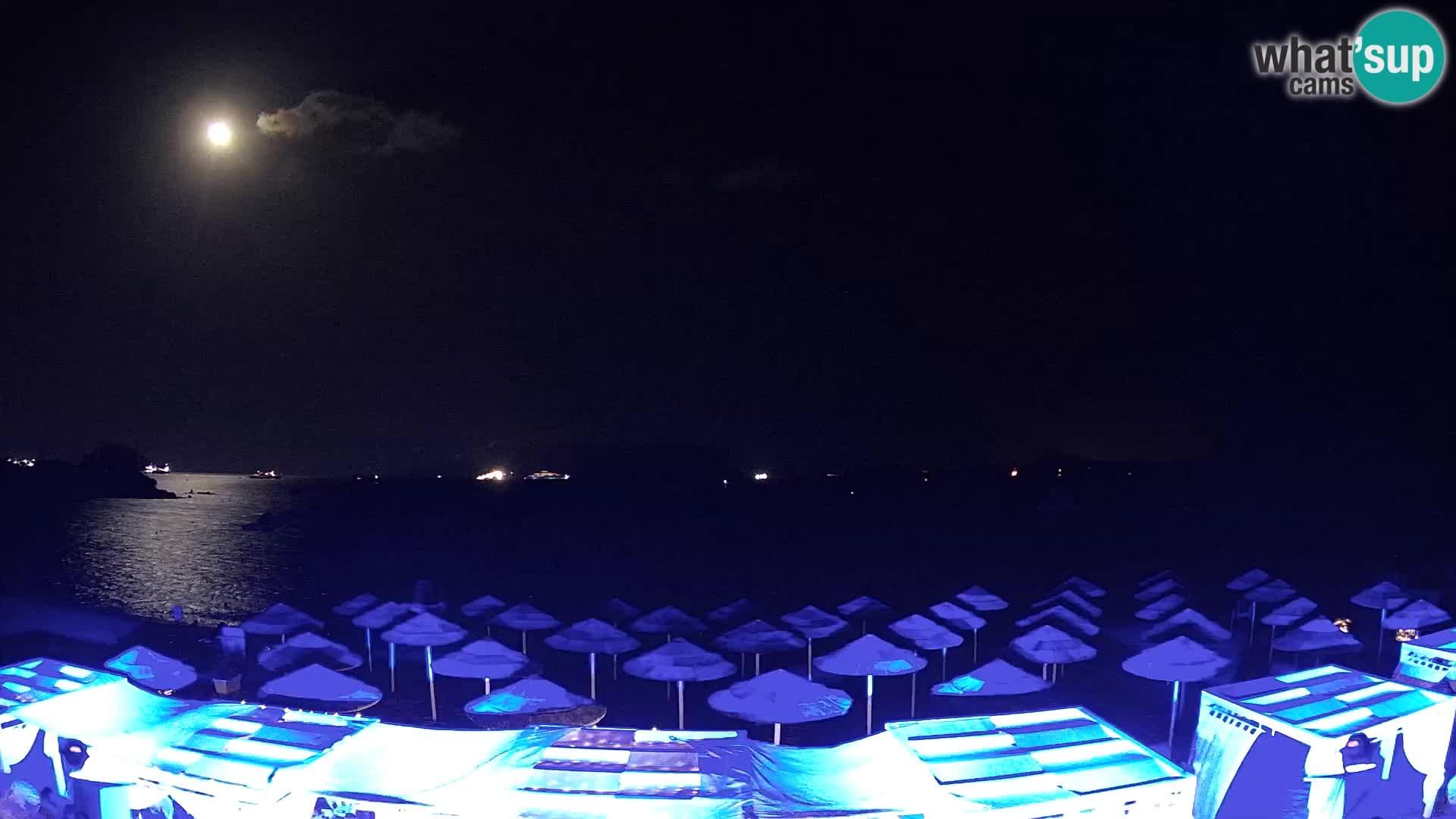 Web kamera uživo plaža Cala Sassari – Golfo Aranci – Sardinija
