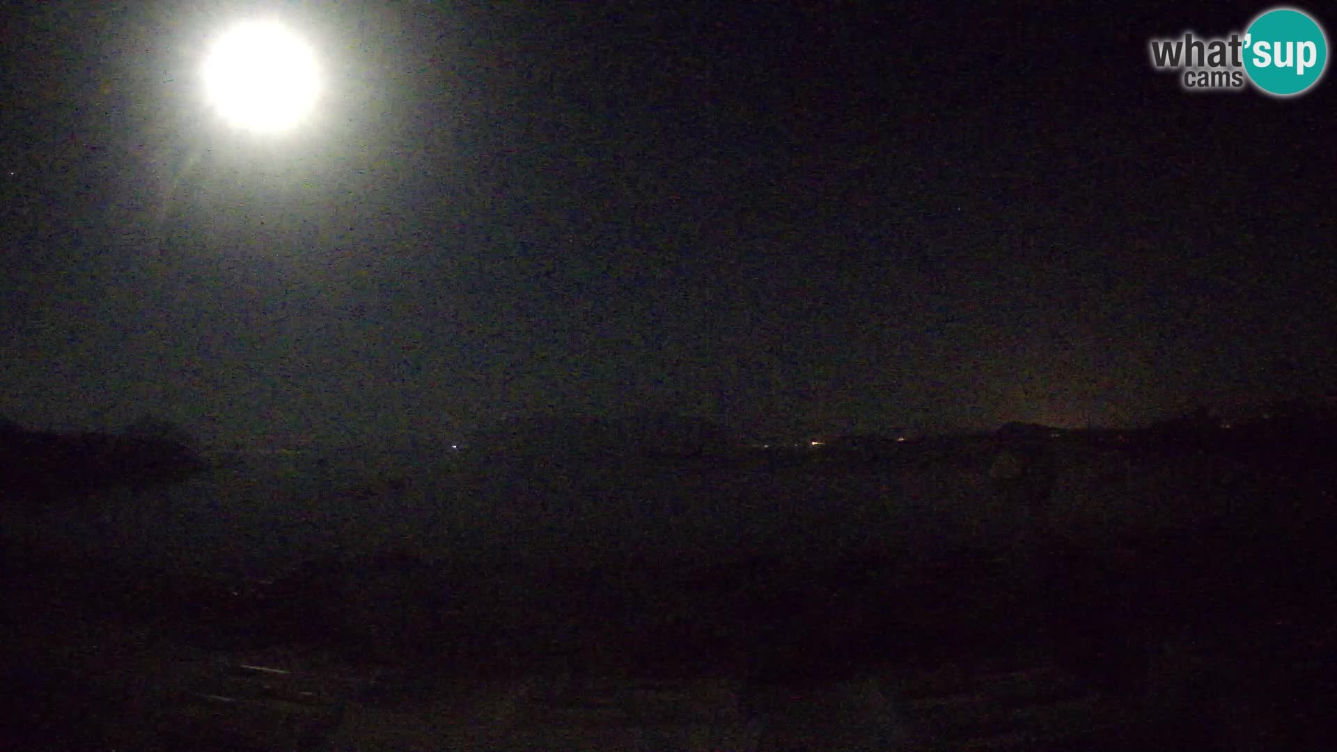 Live webcam spiaggia Cala Sassari beach – Golfo Aranci – Sardegna