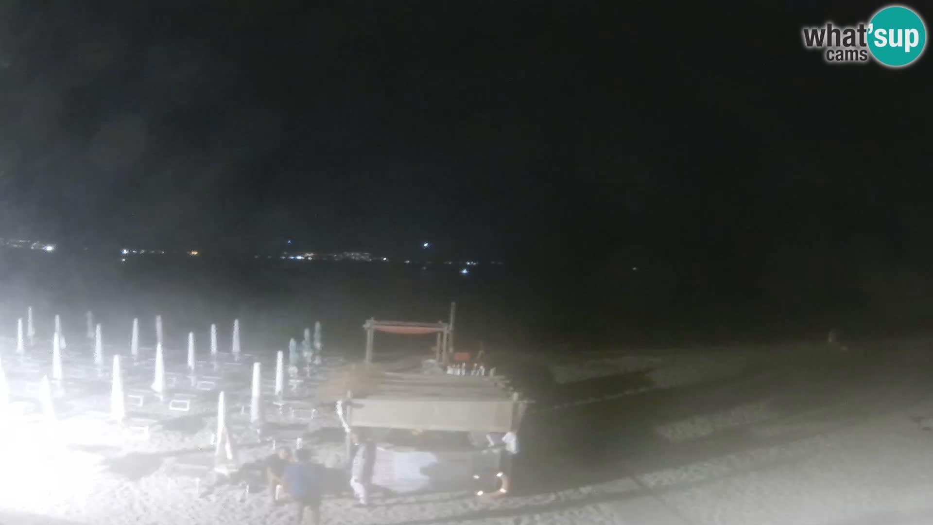 U živo plaža Cala Sabina – web kamera Golfo Aranci – Sardinija
