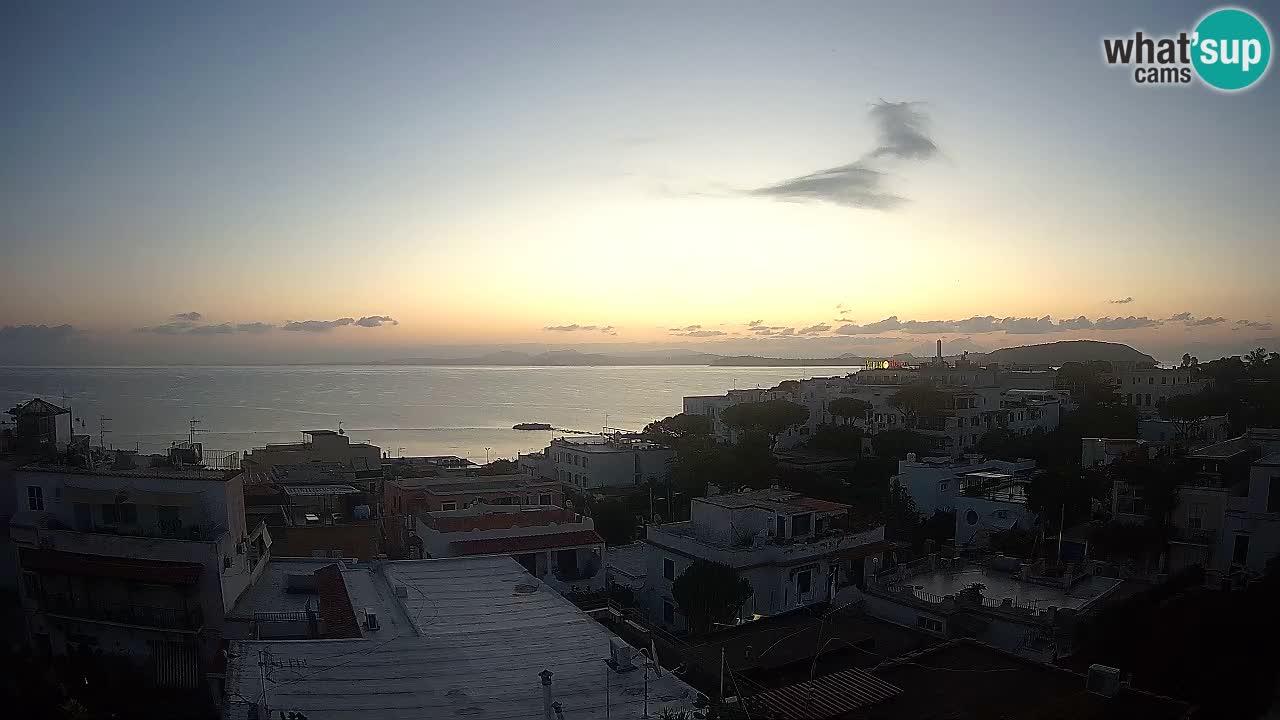 LIVE webcam Ischia – le golfe de Naples et l'île de Procida livecam