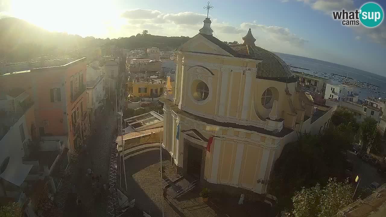 Webcam Ischia, Santa Maria delle Grazie - What´s Up Cams