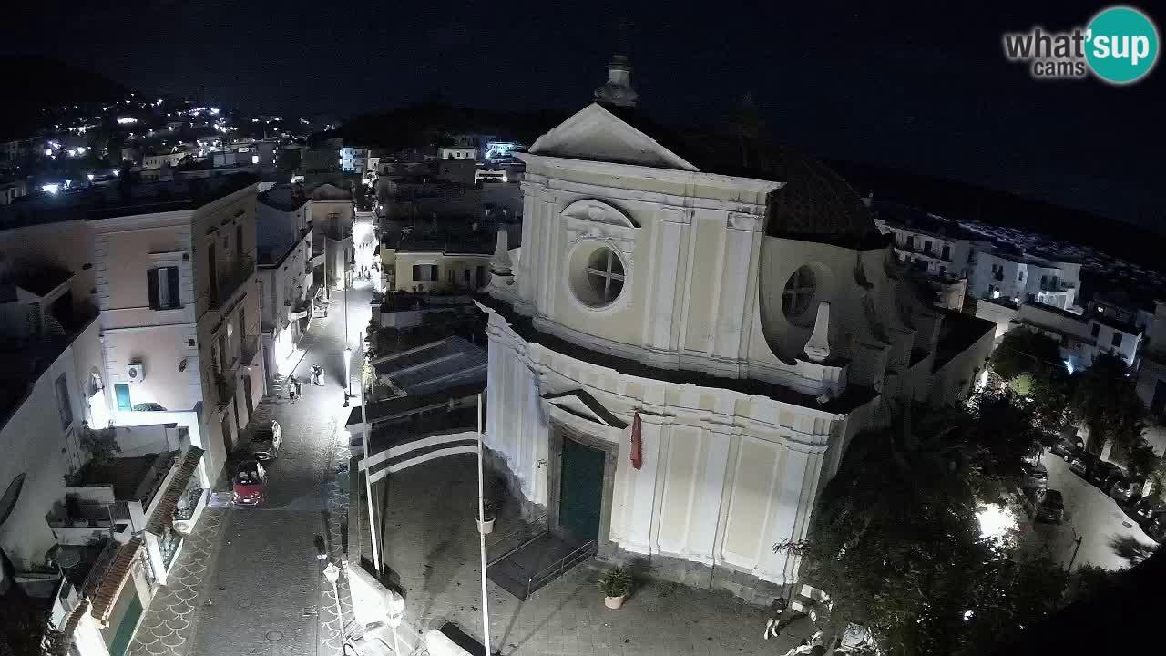 ISCHIA Webcam – Santa Maria delle Grazie in San Pietro Suche
