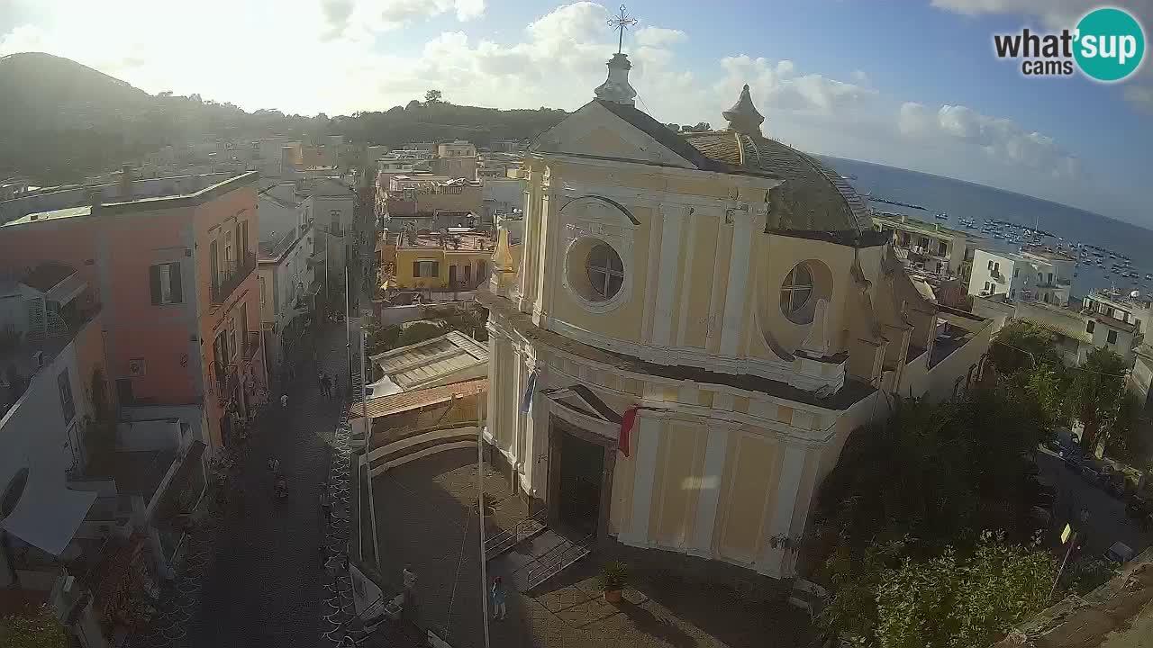 LIVE Webcam ISCHIA – Santa Maria delle Grazie dans la recherche de San Pietro