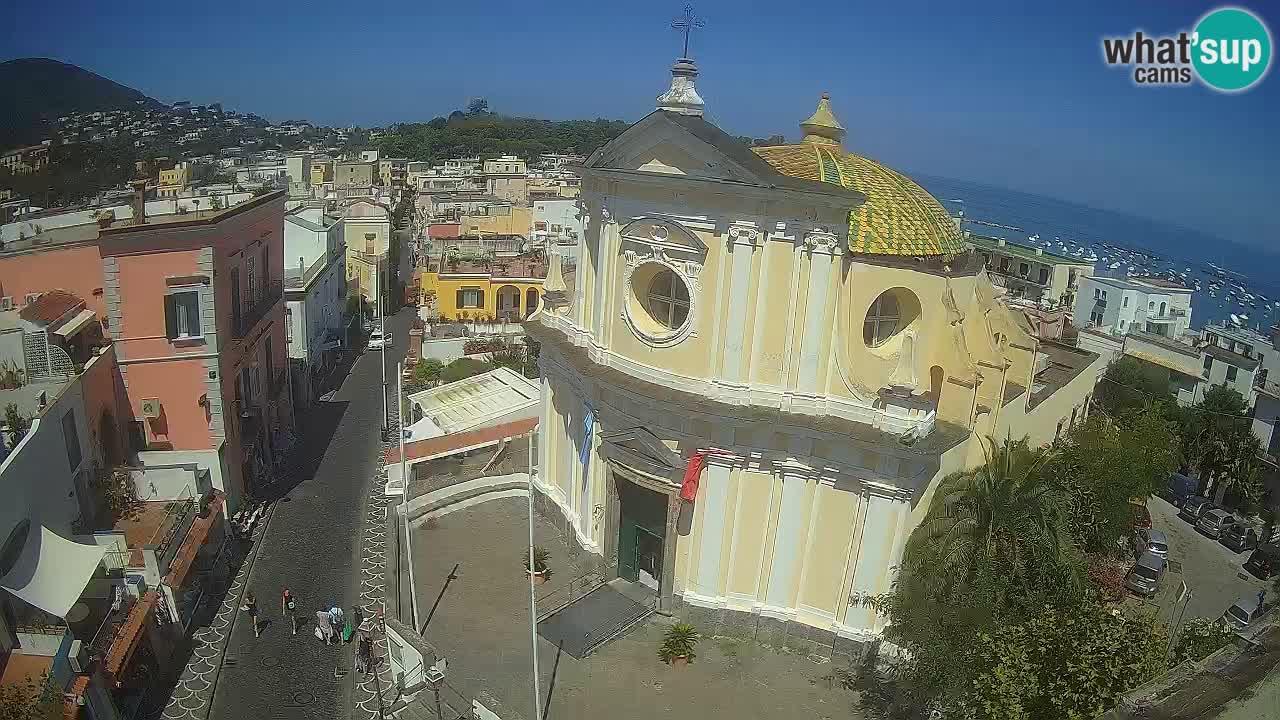 ISCHIA en Vivo – Santa Maria delle Grazie en San Pietro chearch