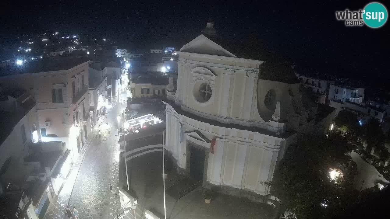 ISCHIA web kamera – Crkva Santa Maria delle Grazie u San Pietro