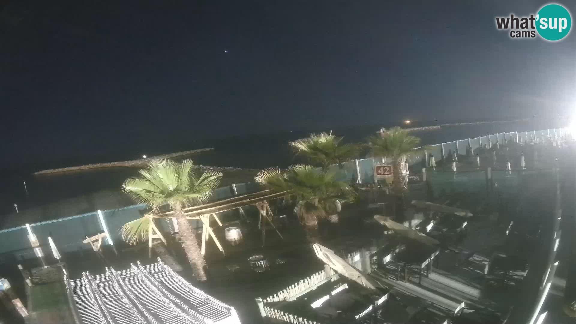 "Camera en Vivo ""Bagni capannina""  – Isola verde – Chioggia"
