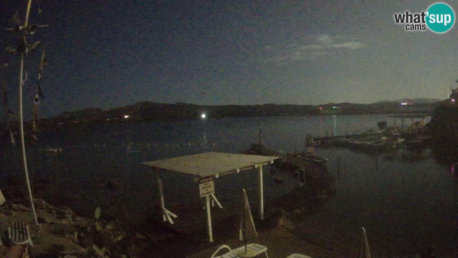 Lo Squalo IV – live webcam arcipelago La Maddalena – Sardegna