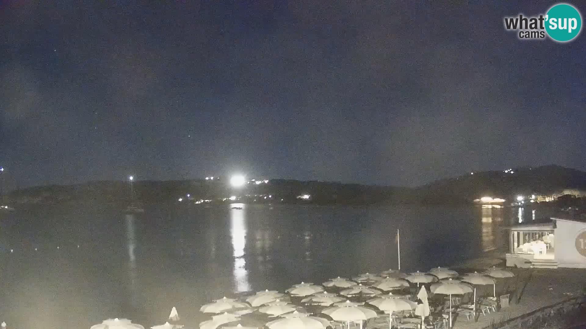 Live Webcam Loiri porto San Paolo – Porto Taverna Livecam Sardinien – Italien