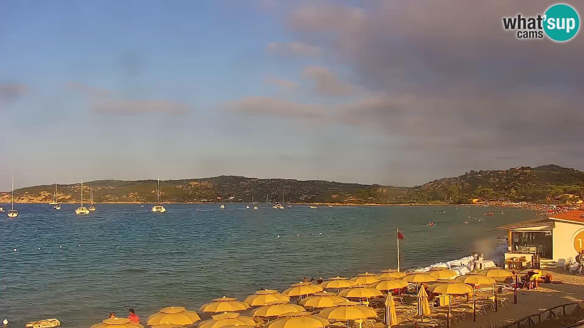 Live Webcam Loiri porto San Paolo – Porto Taverna Livecam Cerdeña – Italia