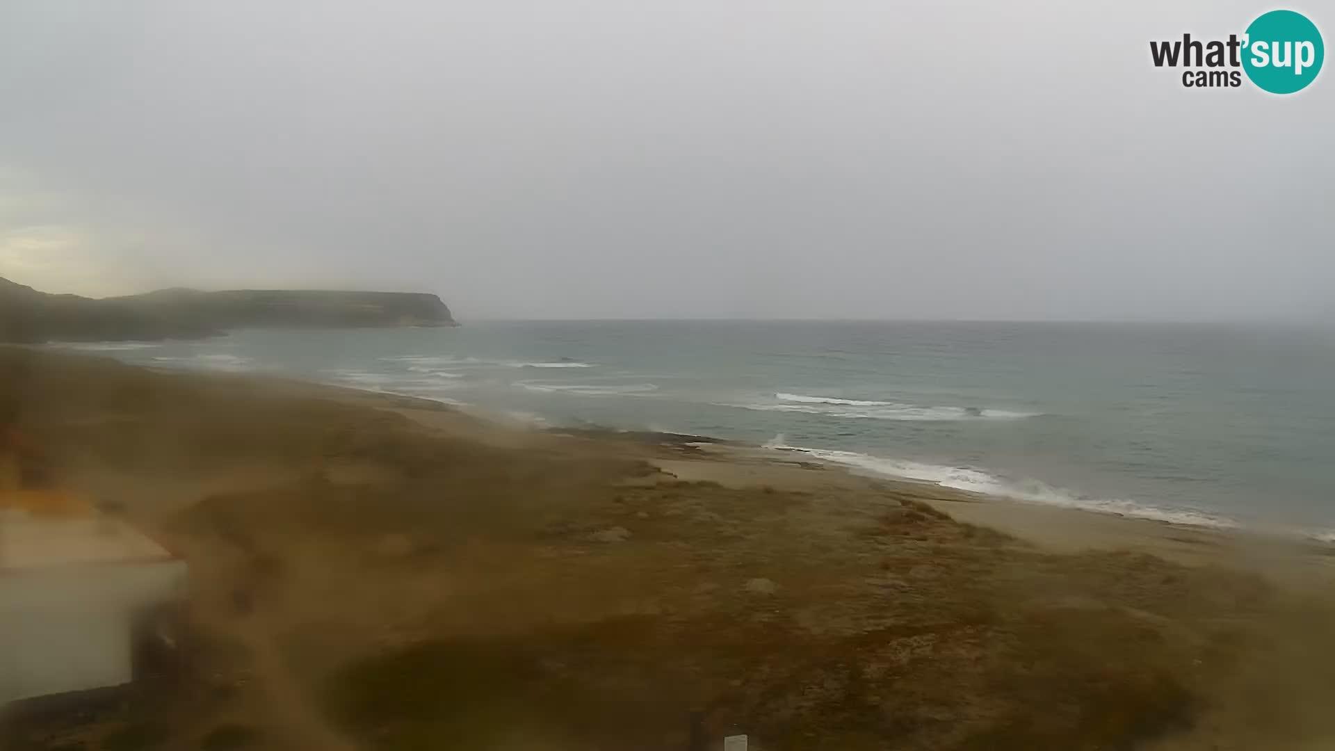 Spletna kamera v živo Plaža San Giovanni di Sinis – Oristano – Sardinija turizem Italija
